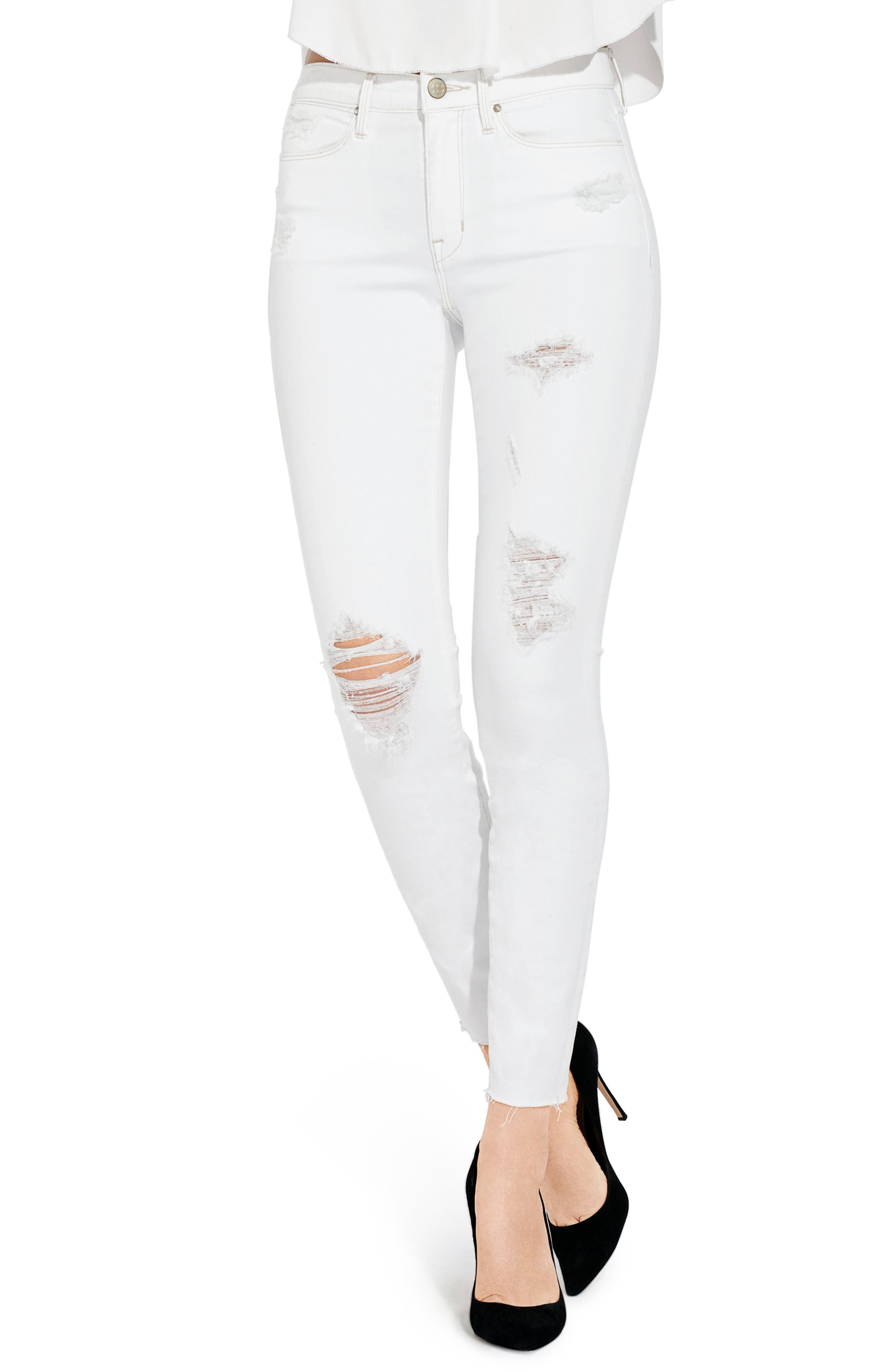 The Skinny Jeans,                             Main thumbnail 1, color,                             Bunny