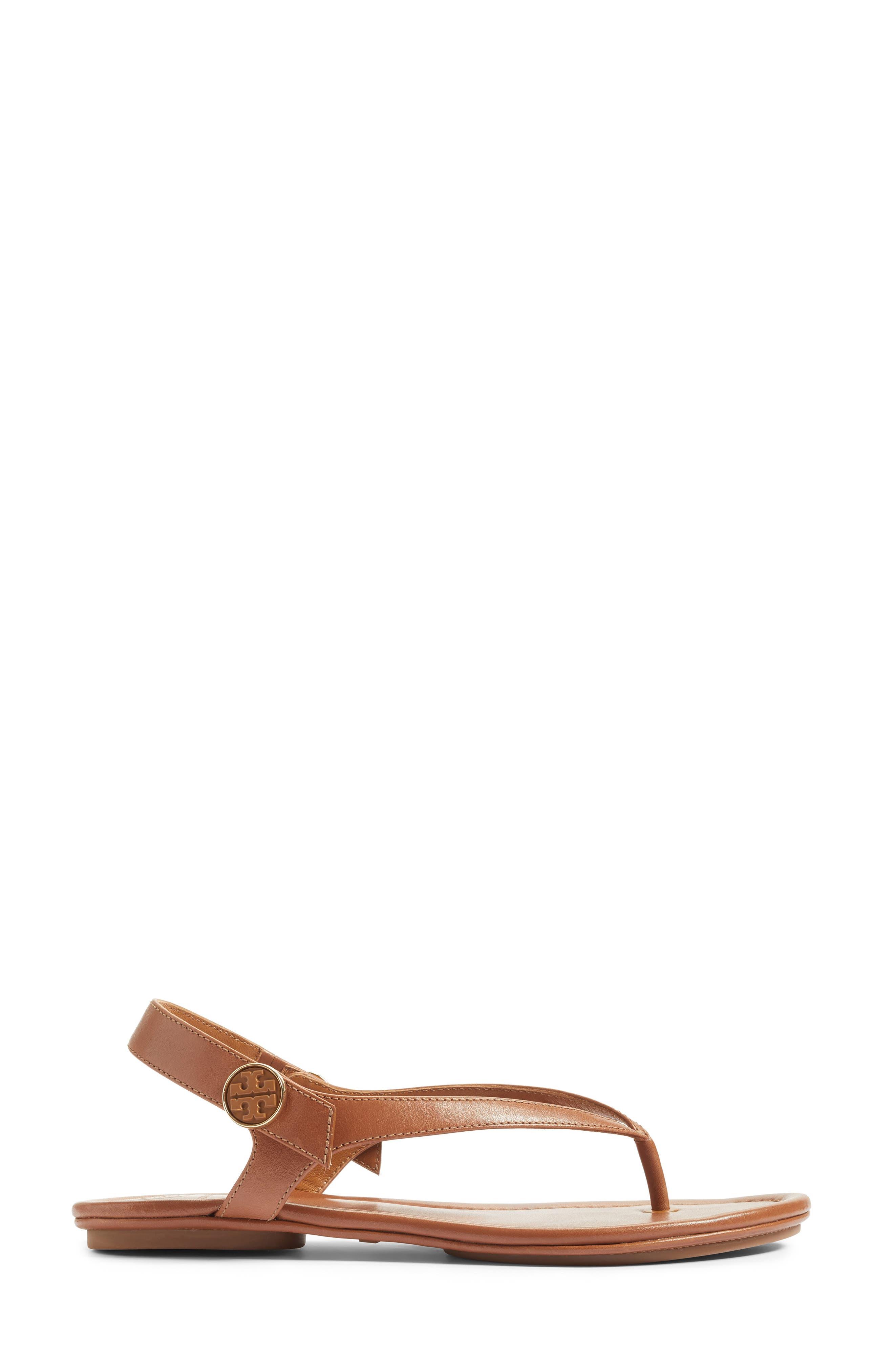 Alternate Image 4  - Tory Burch Minnie Travel Thong Sandal (Women)