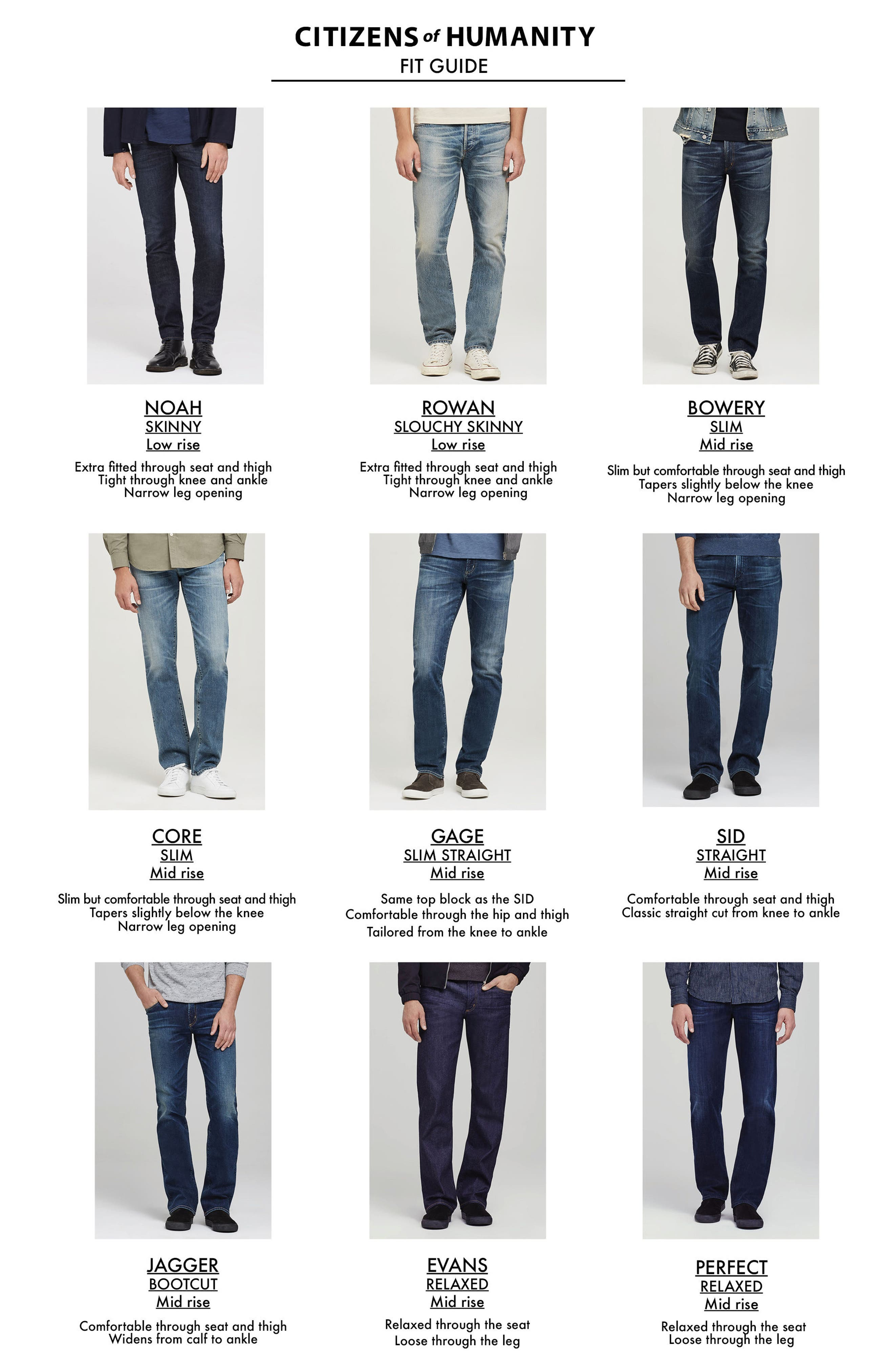 'Sid' Classic Straight Leg Jeans,                             Alternate thumbnail 5, color,                             Crow