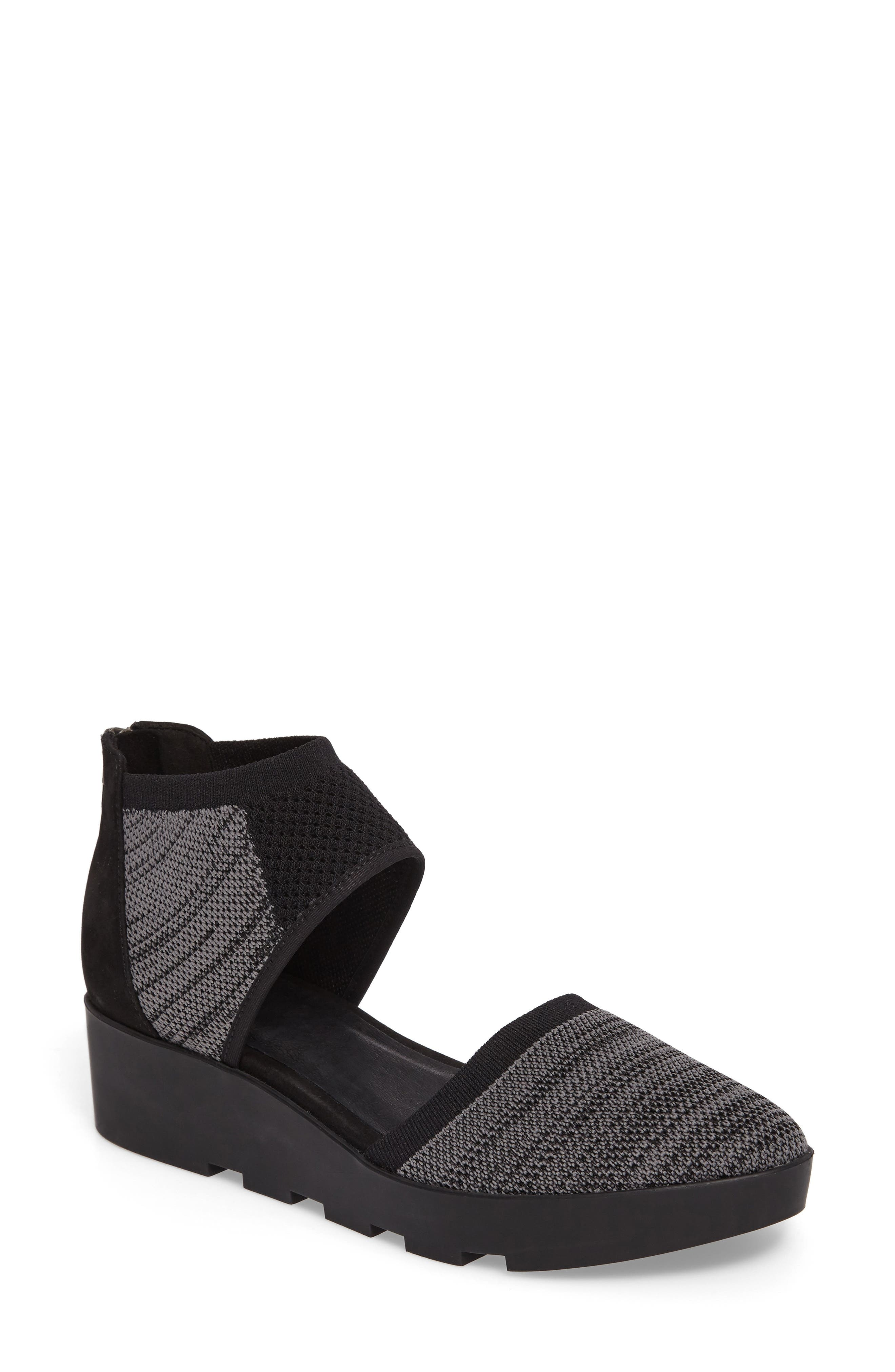 Eileen Fisher Ogden Knit Wedge (Women)