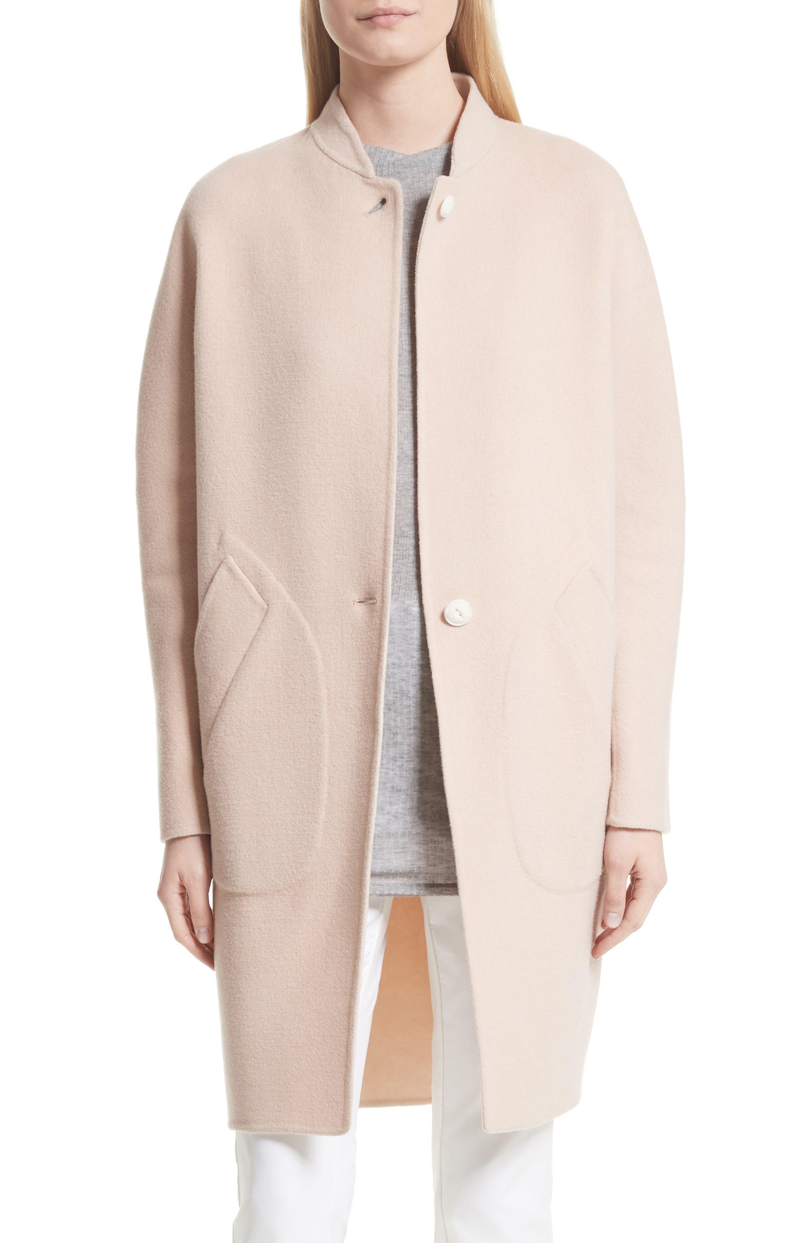 Alternate Image 1 Selected - rag & bone Darwen Reversible Wool & Cashmere Coat