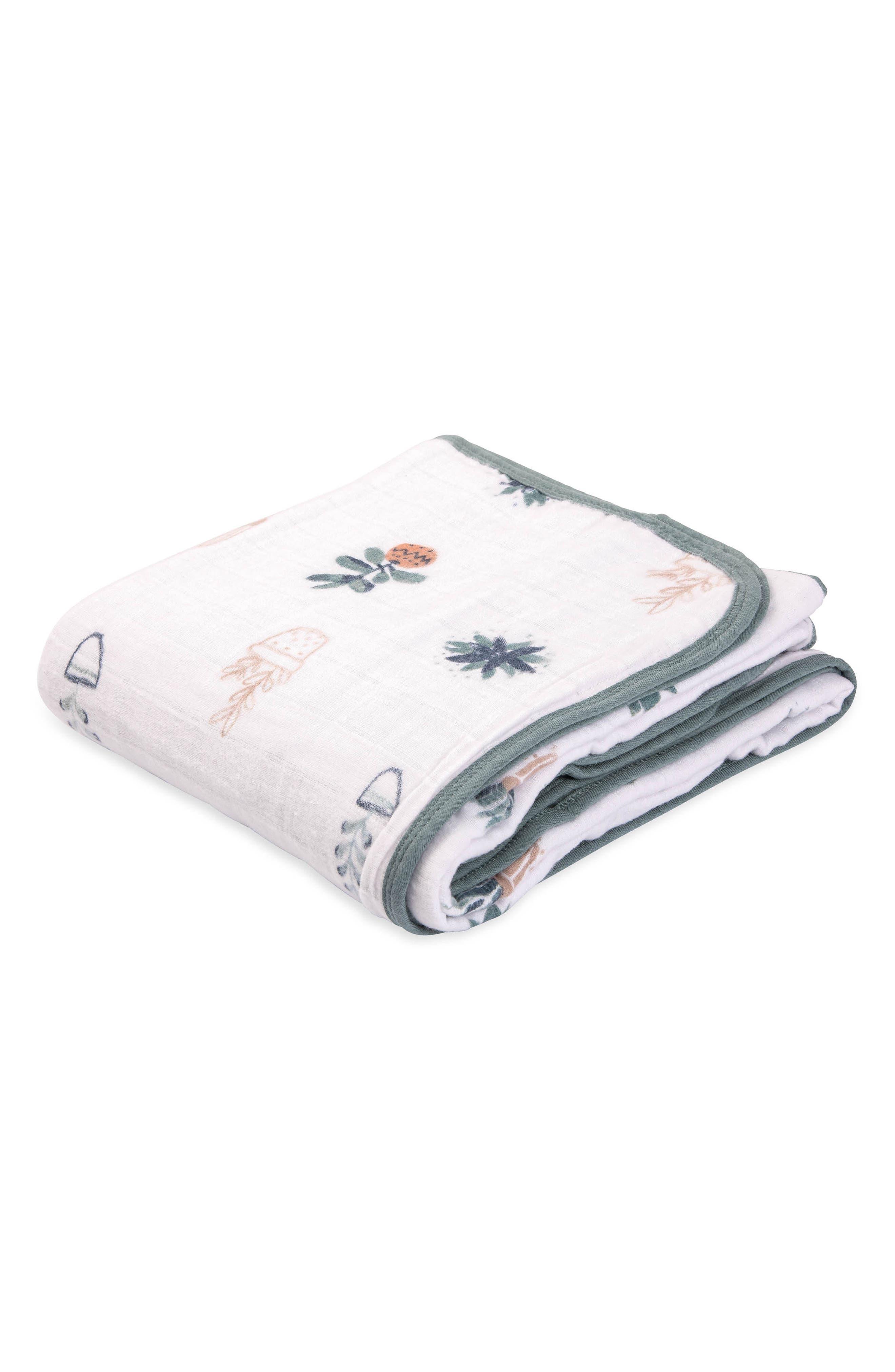 Main Image - little unicorn Brushed Cotton Muslin Quilt