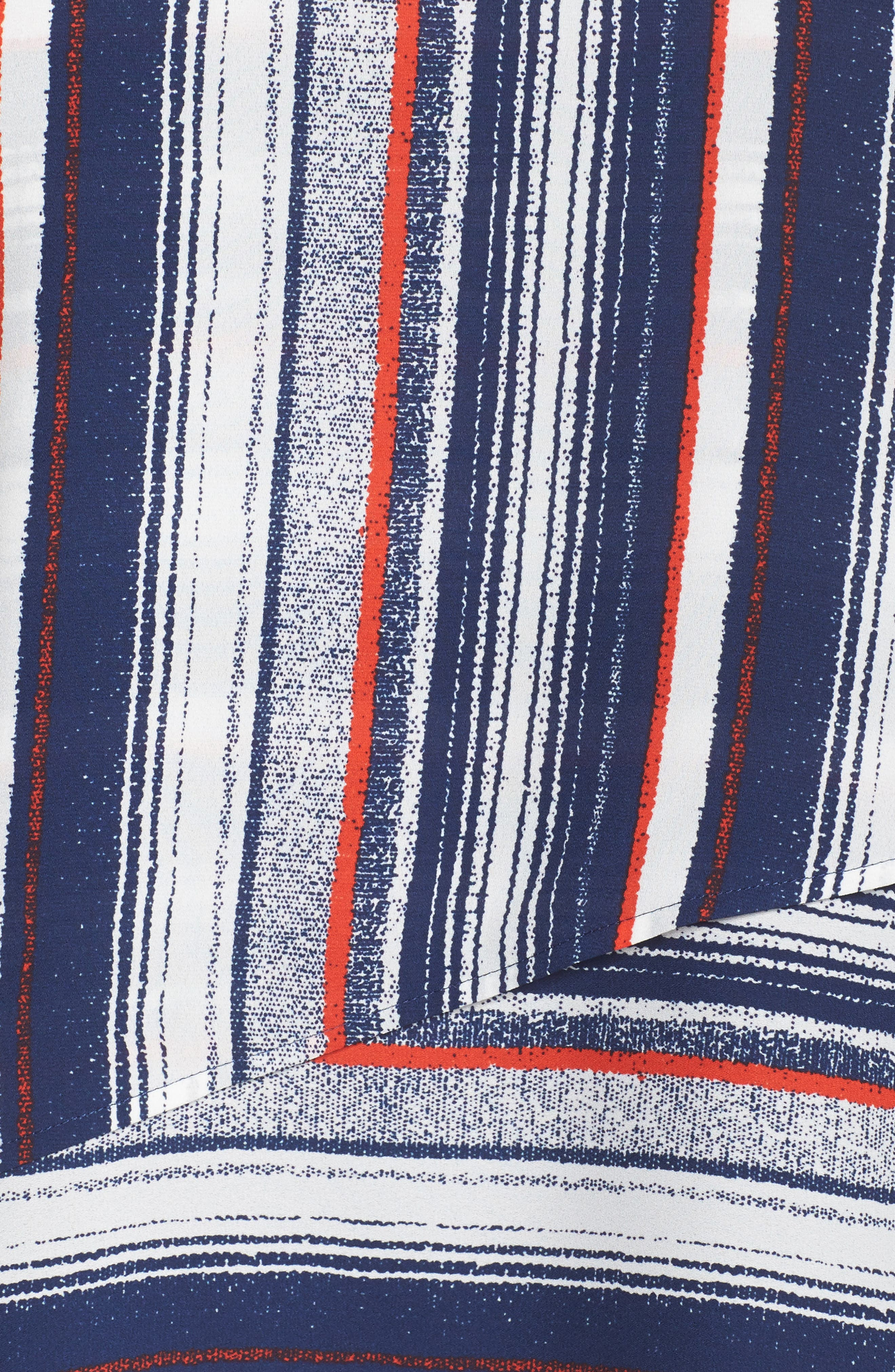 Alternate Image 6  - Sejour Asymmetrical Double Layer Top (Plus Size)