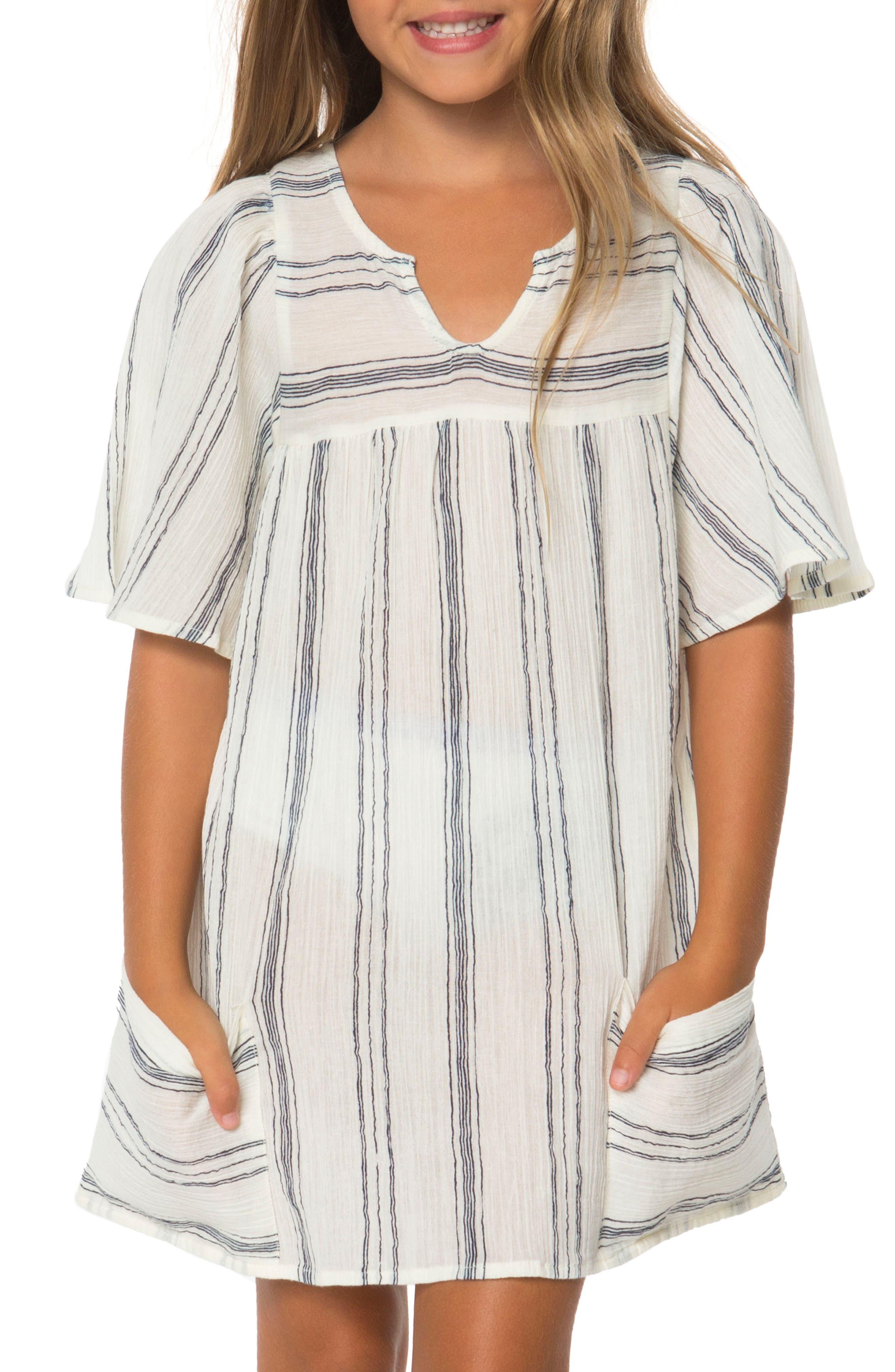Alternate Image 1 Selected - O'Neill Lorena Dress (Toddler Girls)