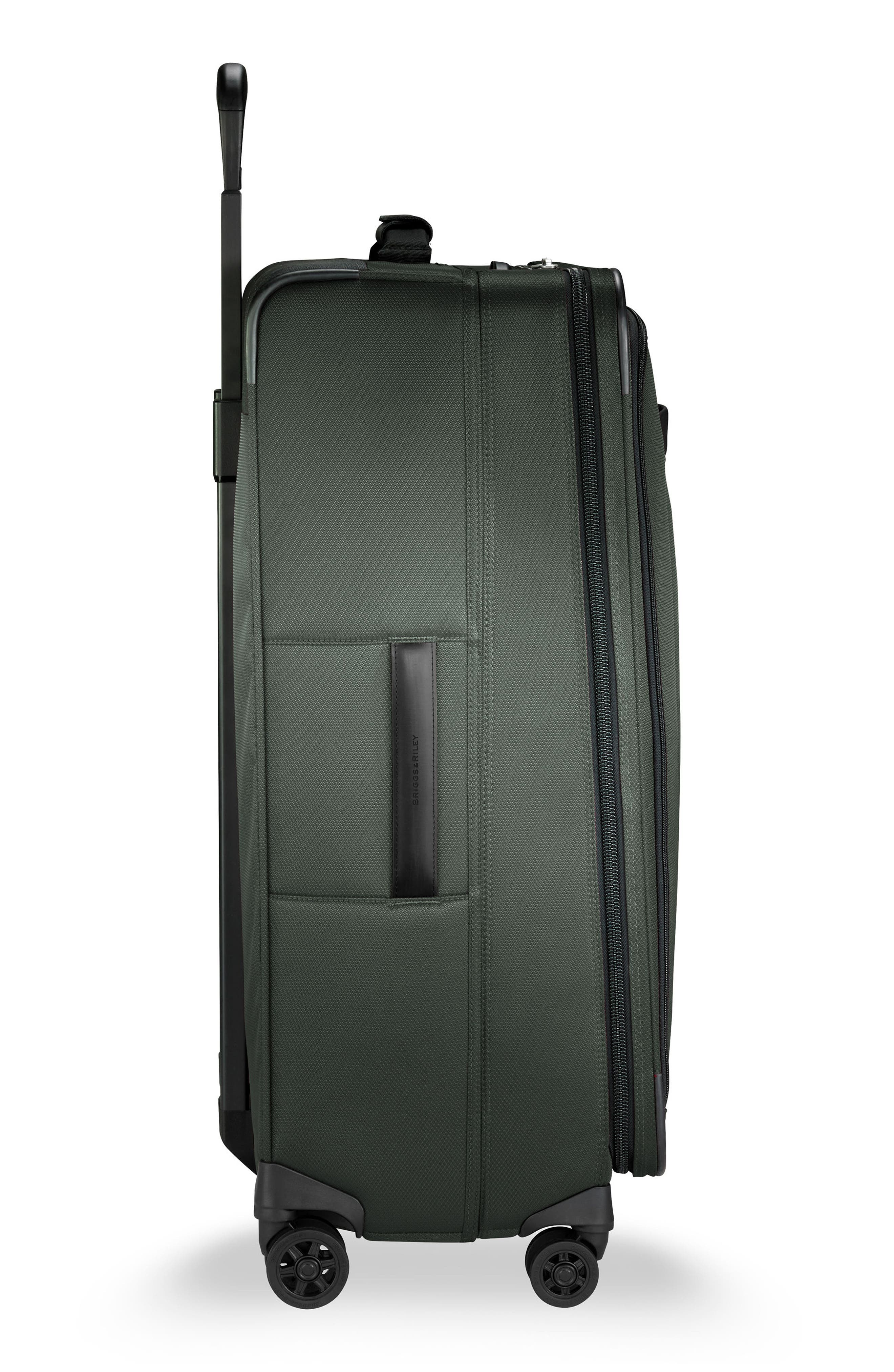 Transcend VX Large Expandable 29-Inch Spinner Suitcase,                             Alternate thumbnail 5, color,                             Rainforest Green