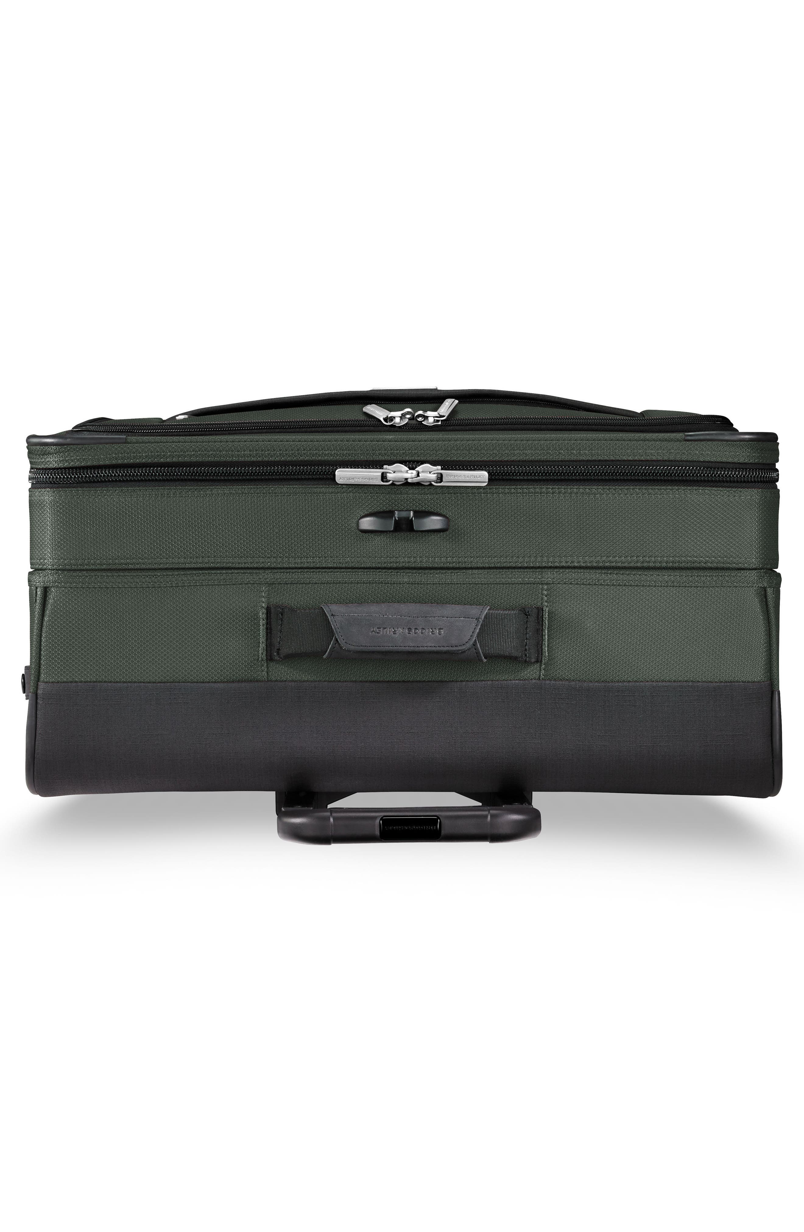 Transcend VX Large Expandable 29-Inch Spinner Suitcase,                             Alternate thumbnail 8, color,                             Rainforest Green