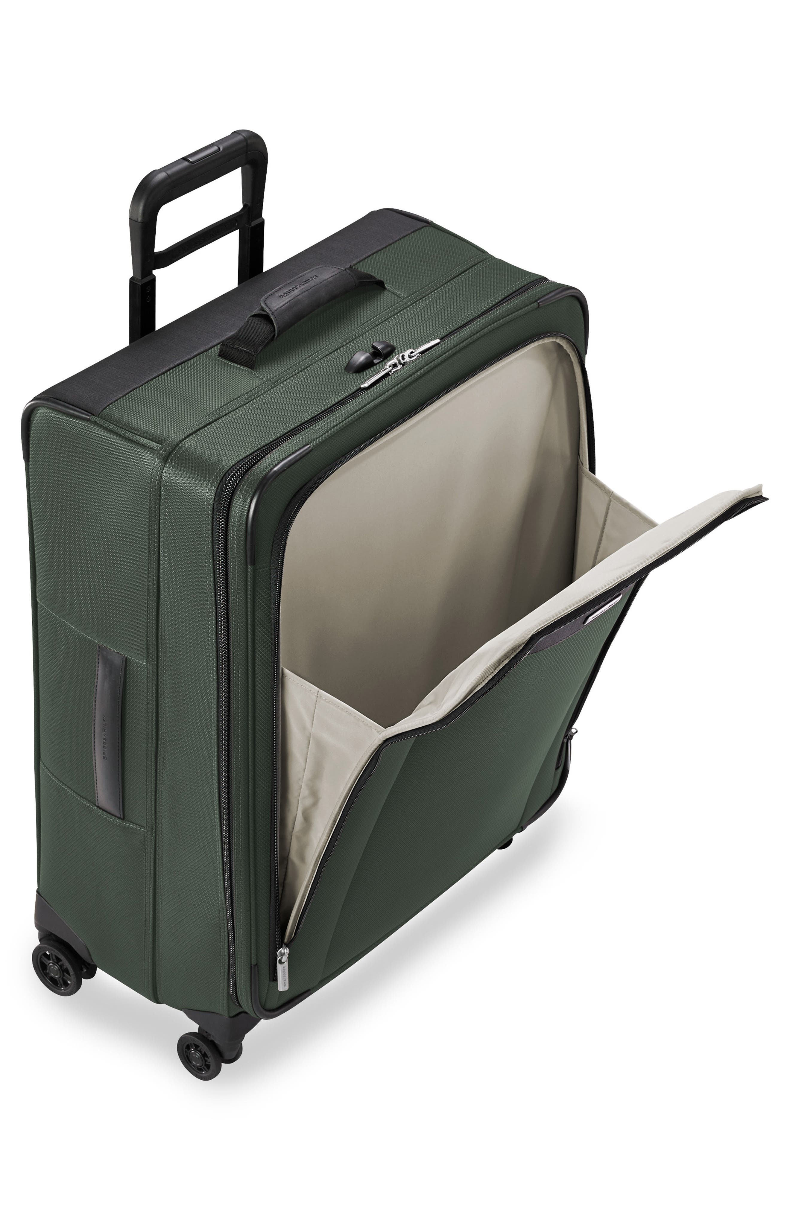 Alternate Image 4  - Briggs & Riley Transcend VX Medium Expandable 26-Inch Spinner Suitcase