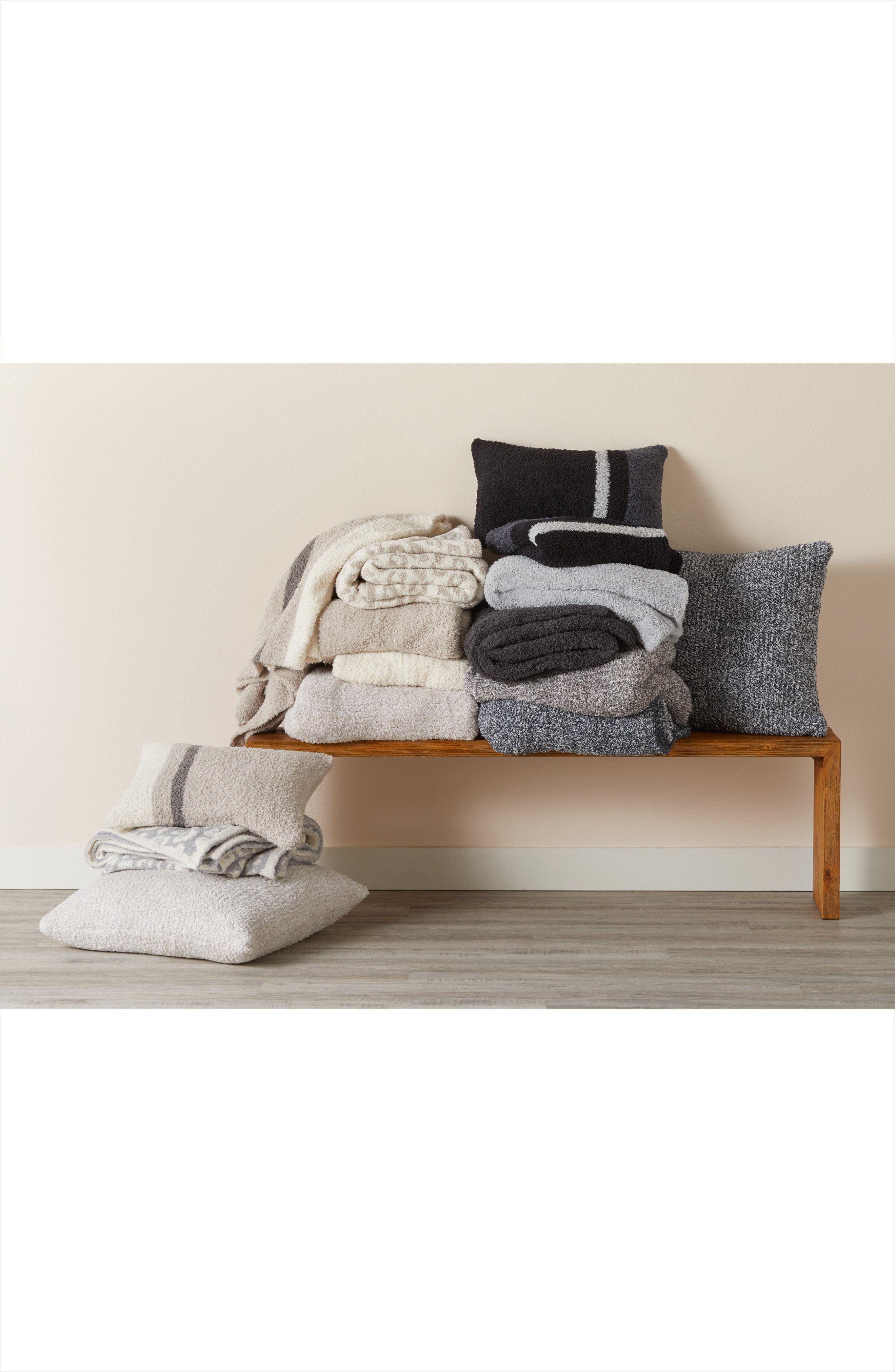 Cozychic<sup>®</sup> Heathered Accent Pillow,                             Alternate thumbnail 4, color,