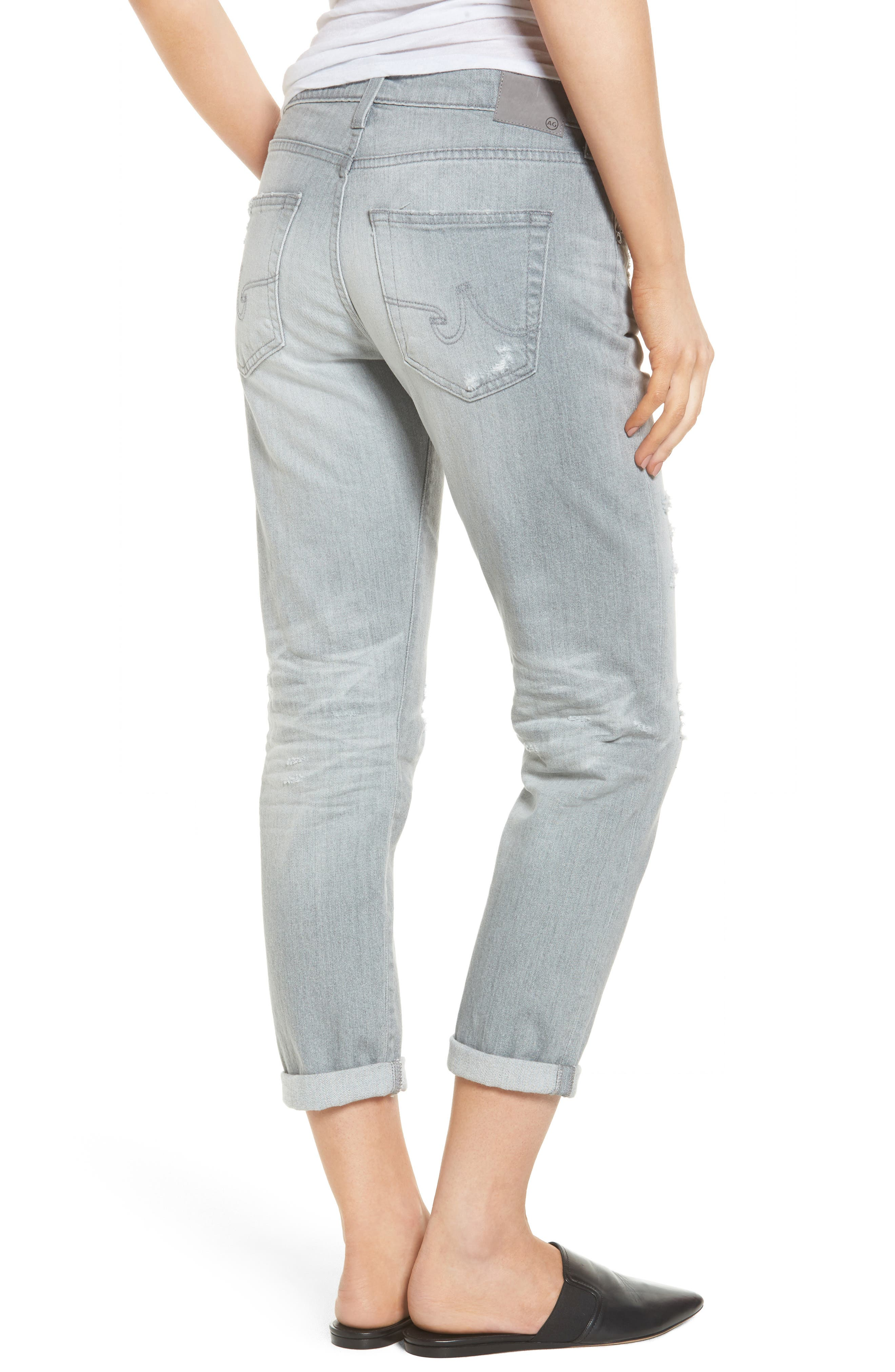 Ex-Boyfriend Slim Jeans,                             Alternate thumbnail 2, color,                             9 Years Cadence