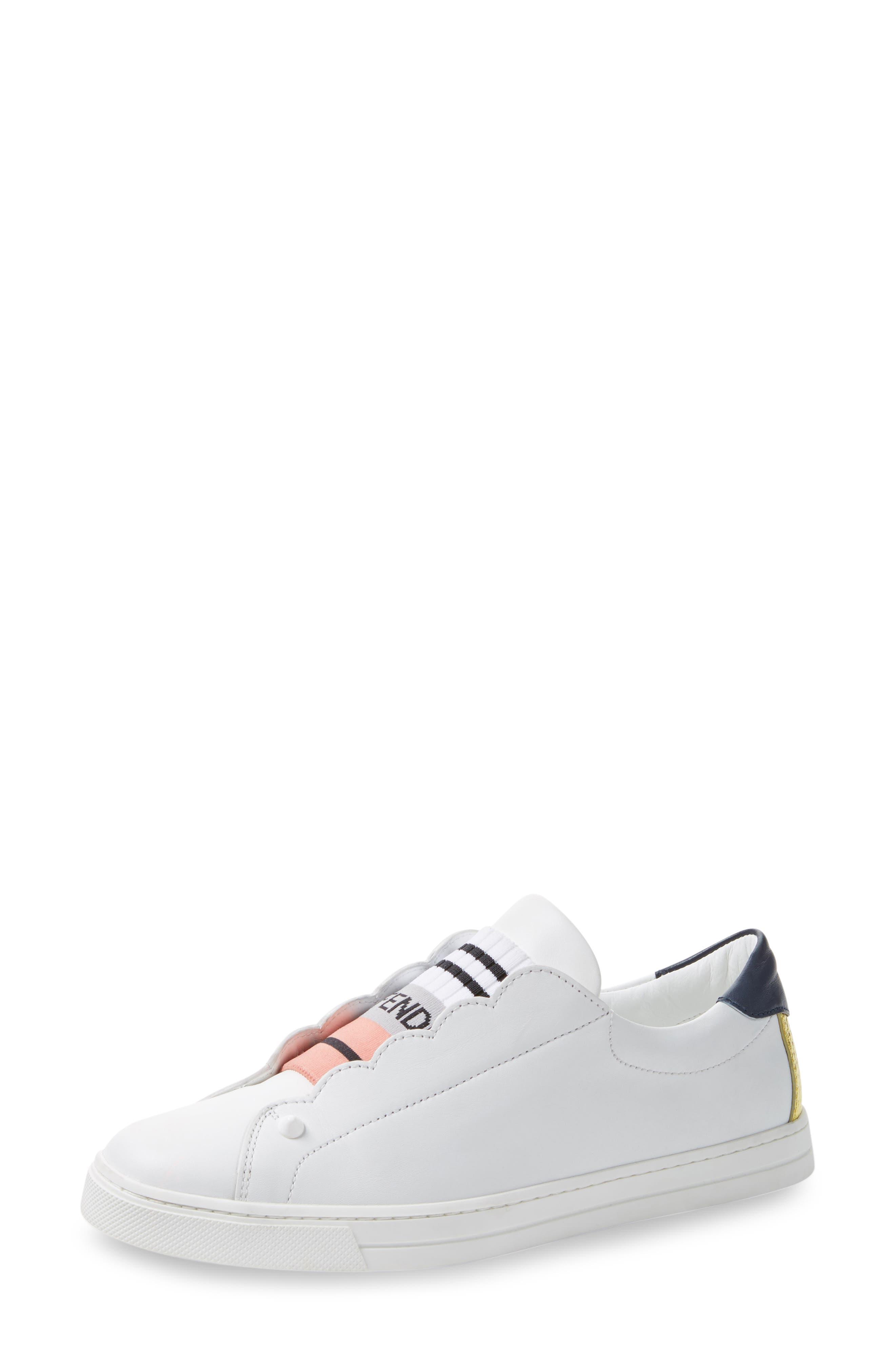 Alternate Image 1 Selected - Fendi Rockoclick Slip-On Sneaker (Women)
