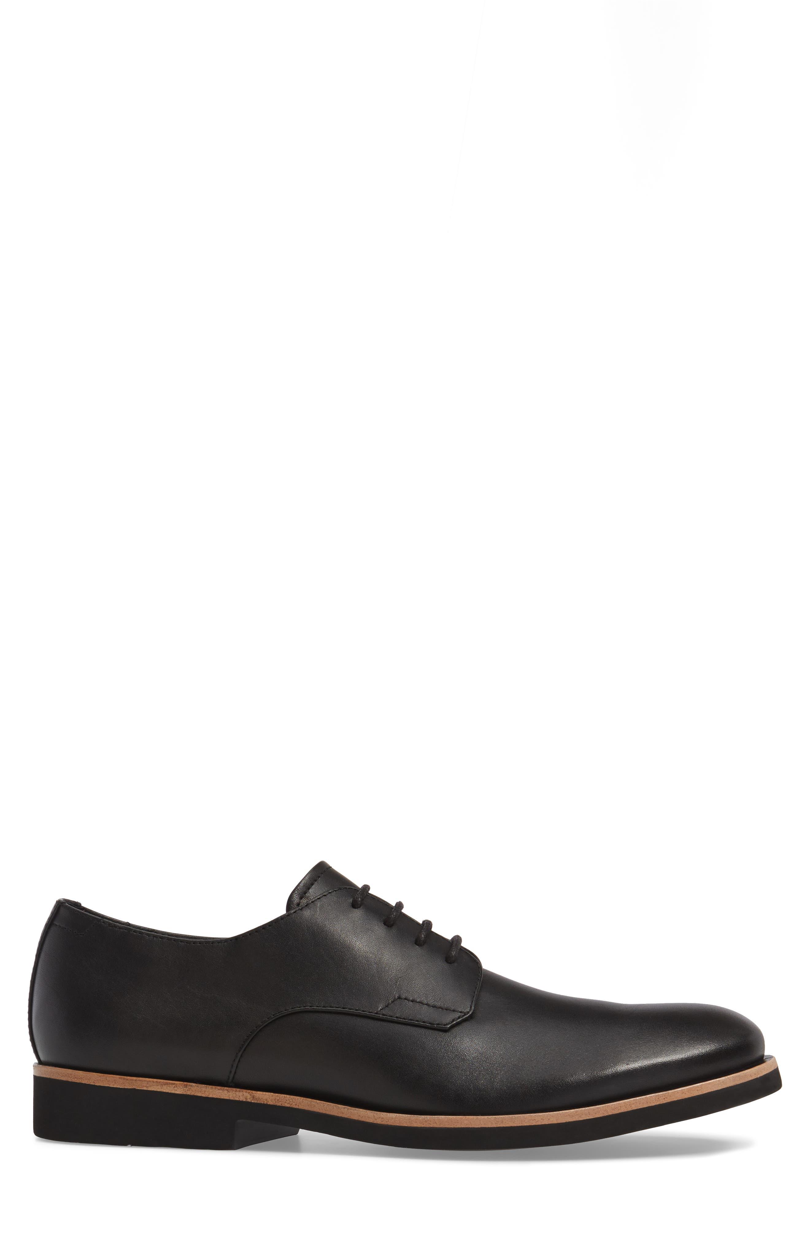 Alternate Image 3  - Calvin Klein Plain Toe Derby (Men)