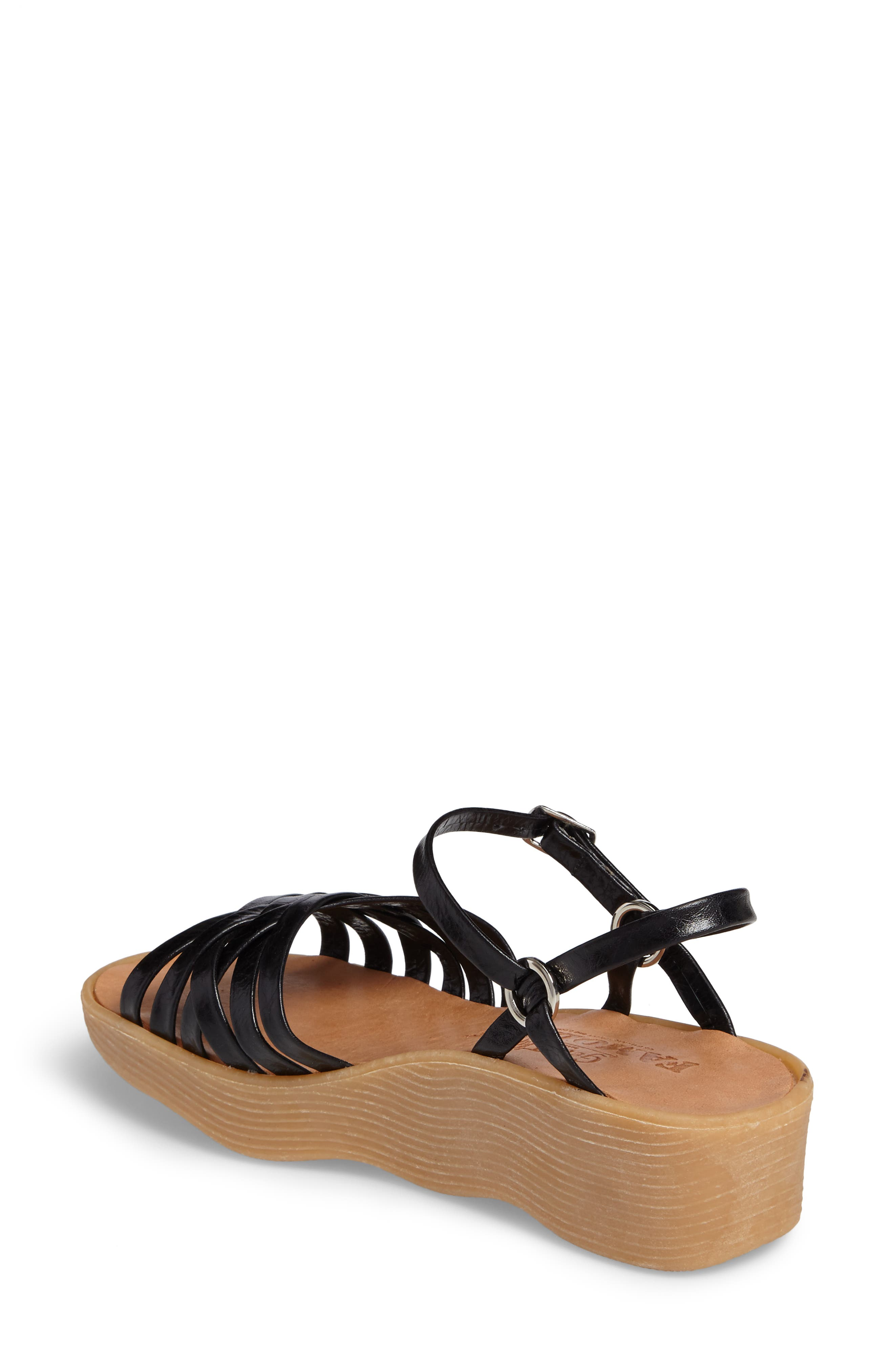 Alternate Image 2  - Famolare Strappy Camper Sandal (Women)