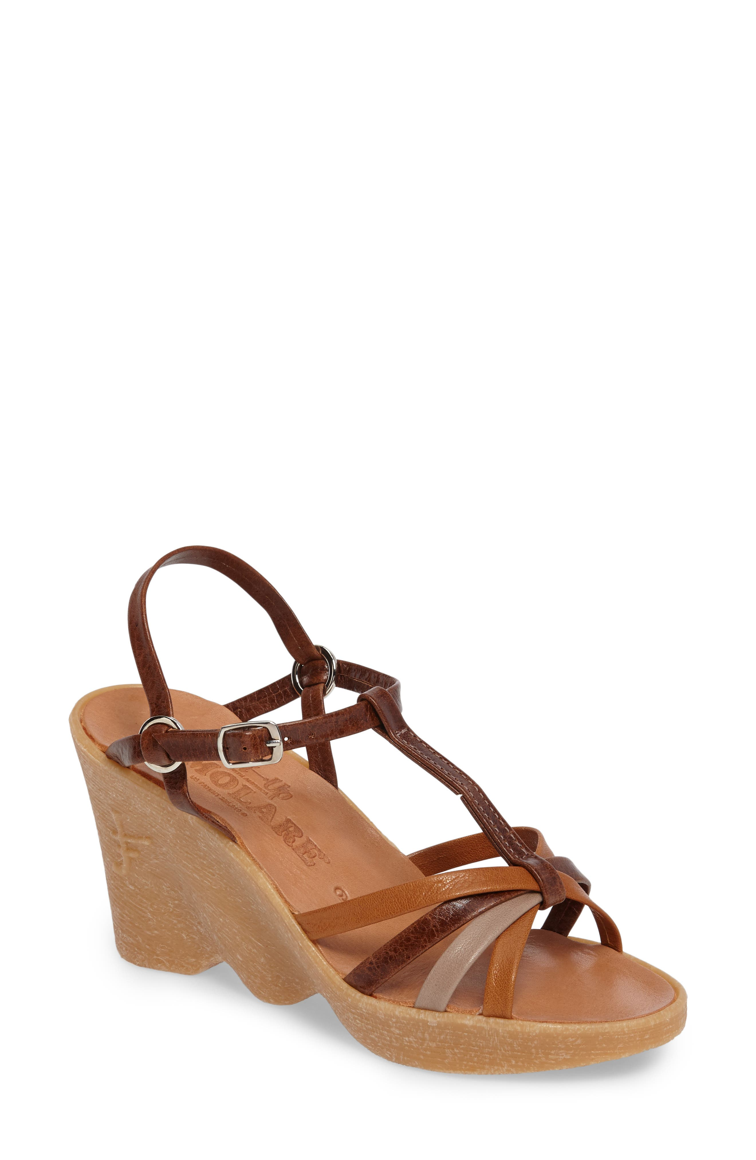Famolare To a Tee Wedge Sandal (Women)