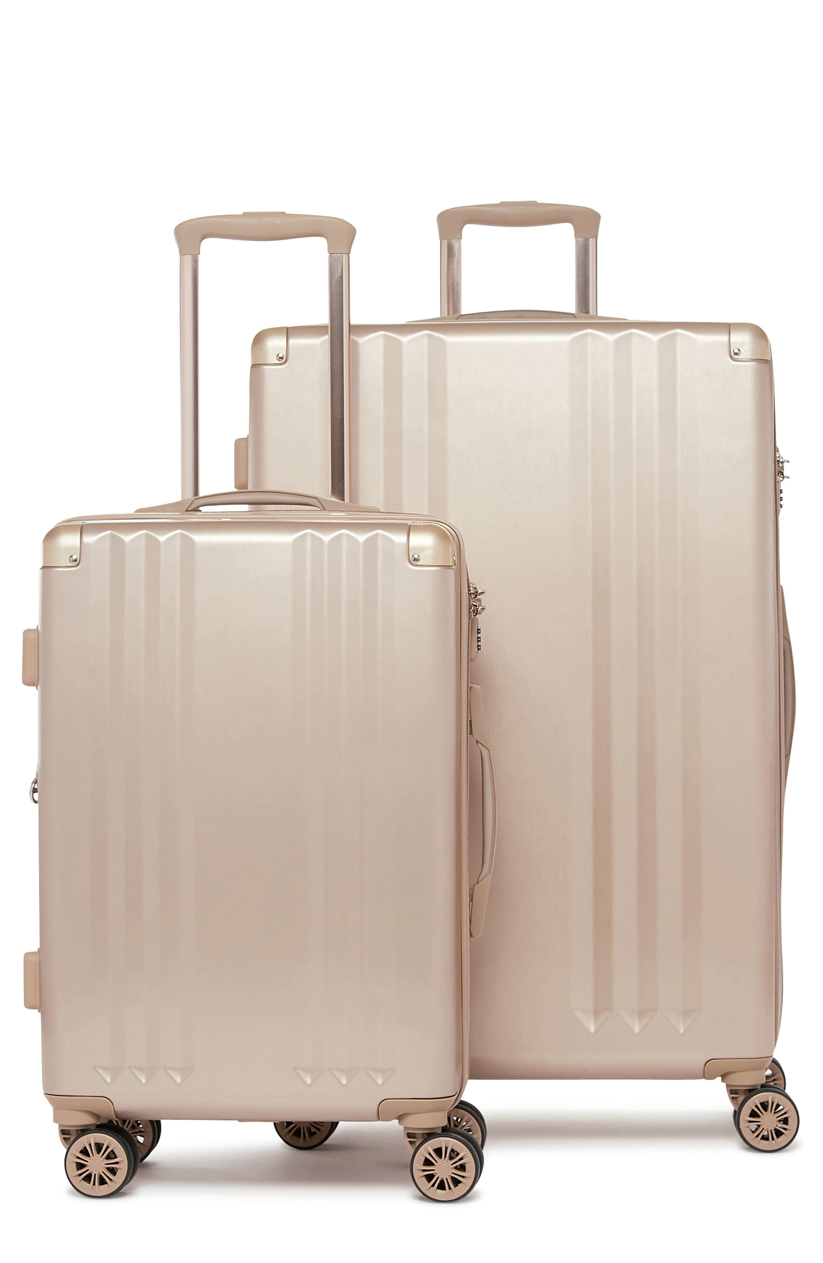 CALPAK Ambeur 2-Piece Spinner Luggage Set