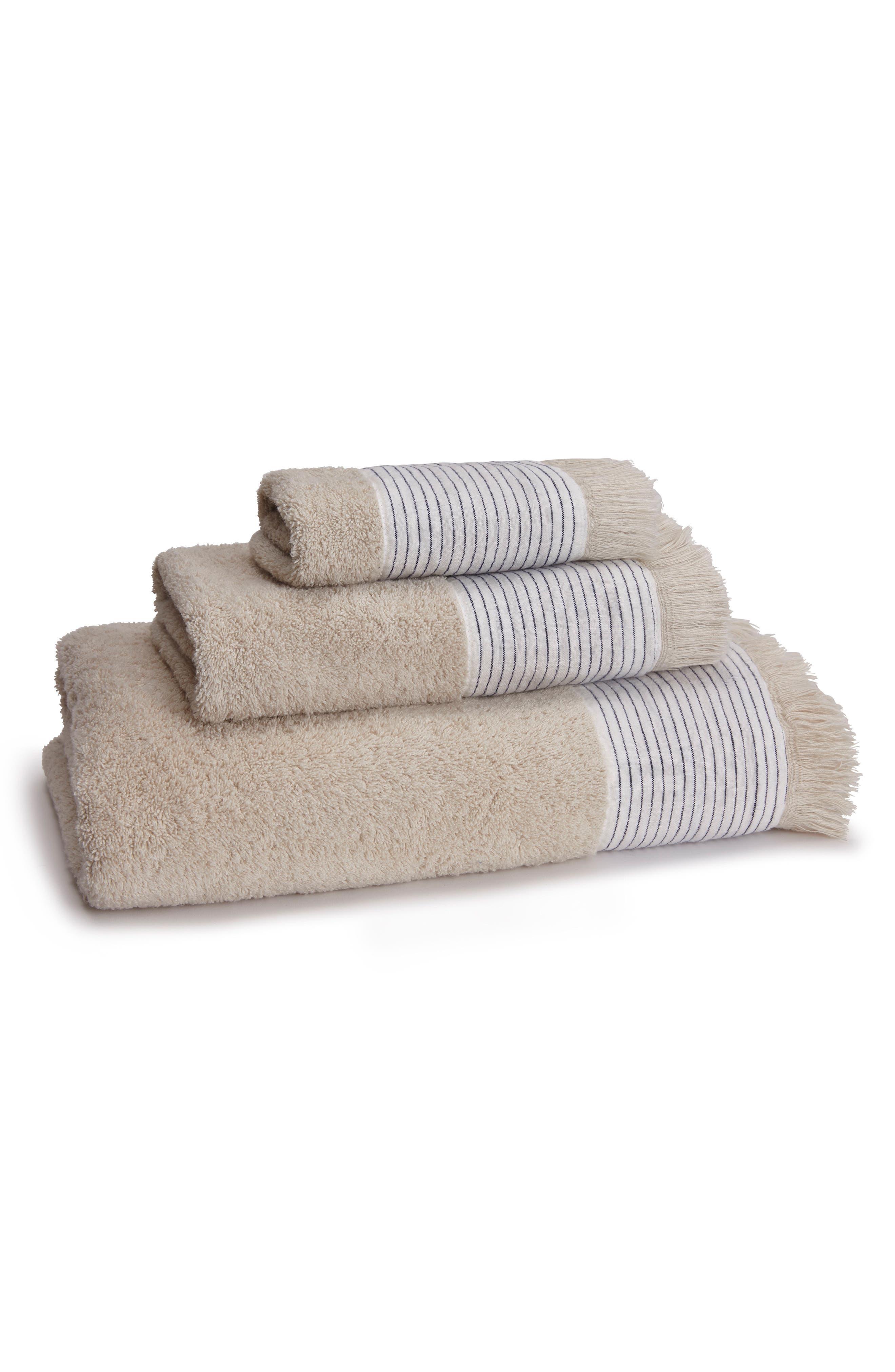 KASSATEX Amagansett Tip Towel