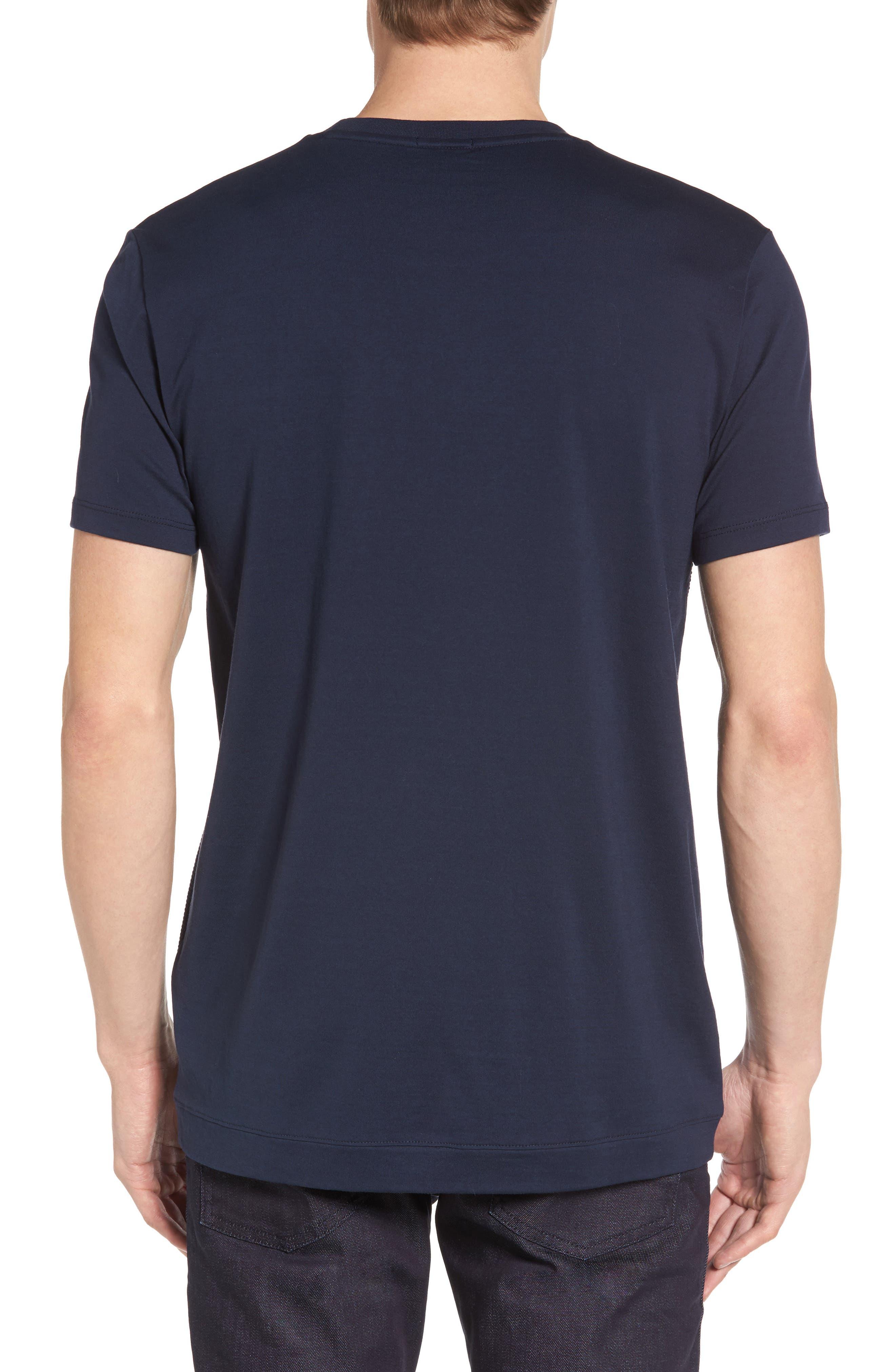 Alternate Image 2  - BOSS Tessler Micropattern T-Shirt