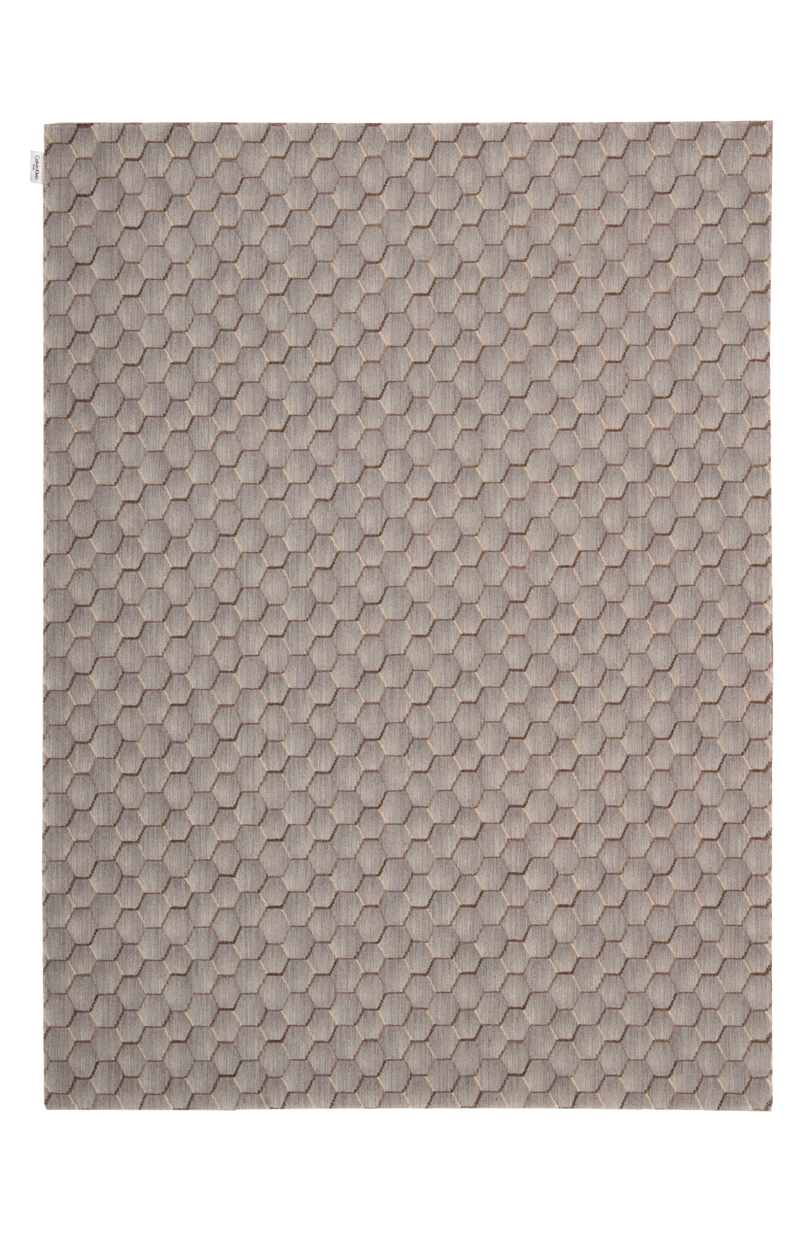 Main Image - Calvin Klein Home Loom Select Wool Area Rug