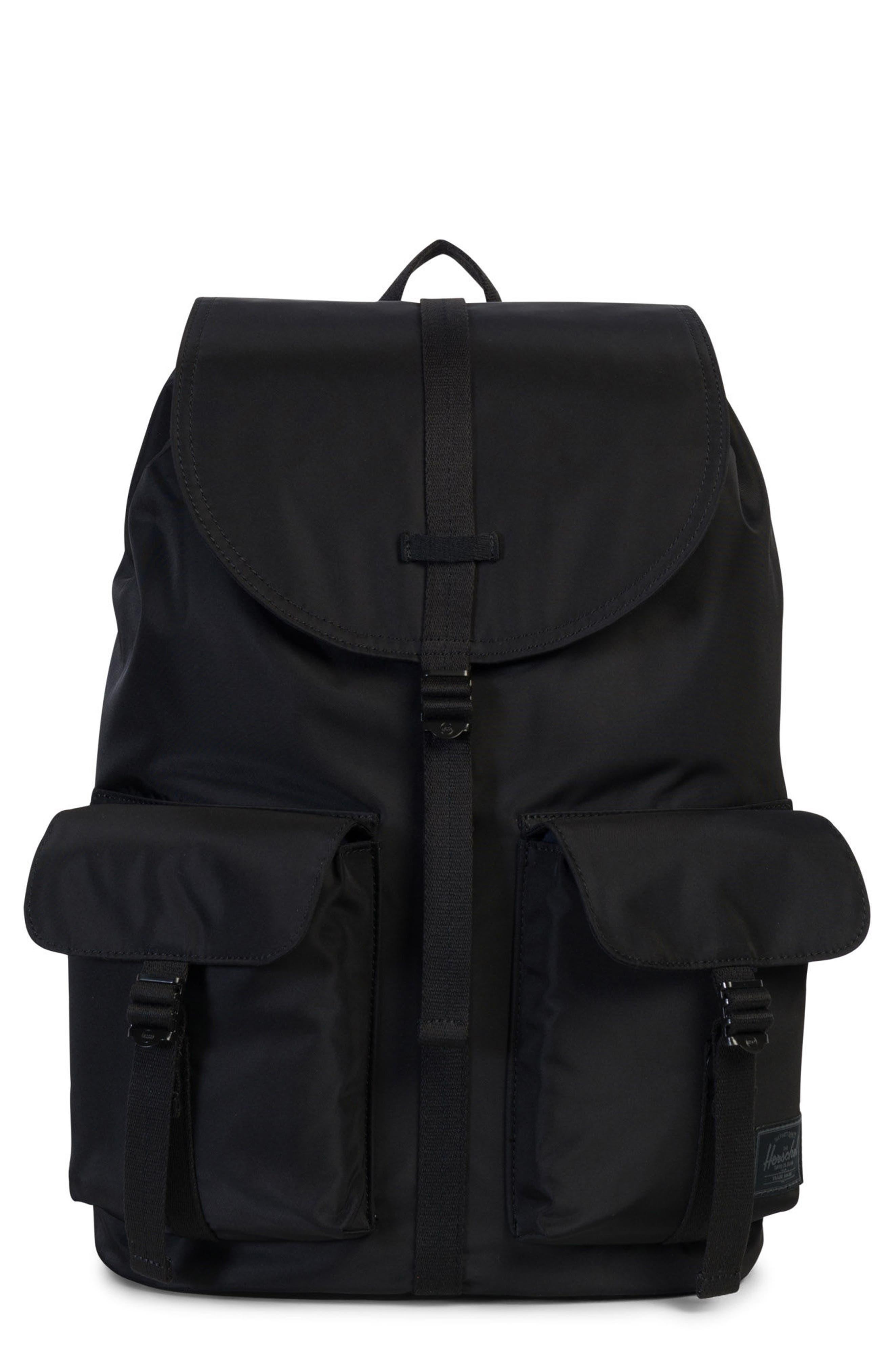 Dawson Surplus Collection Backpack,                             Main thumbnail 1, color,                             Black
