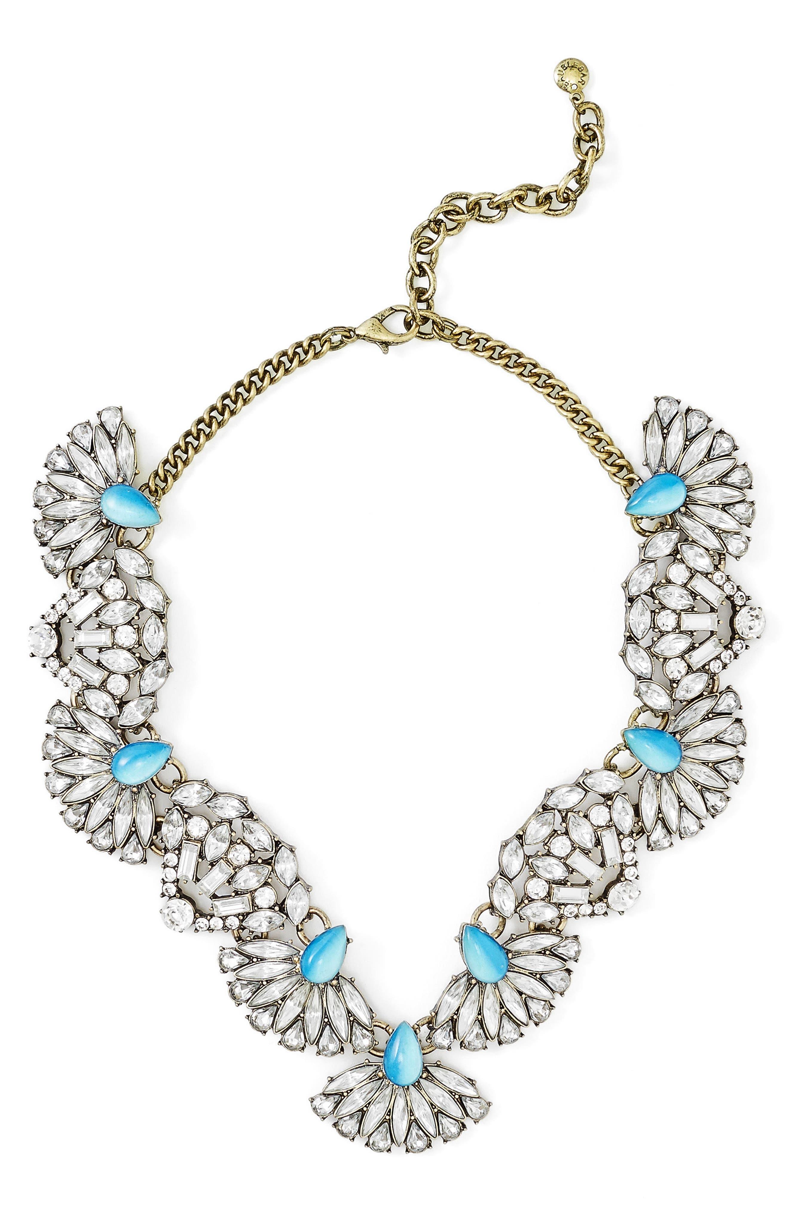 Baublebar Iris Bib Necklace