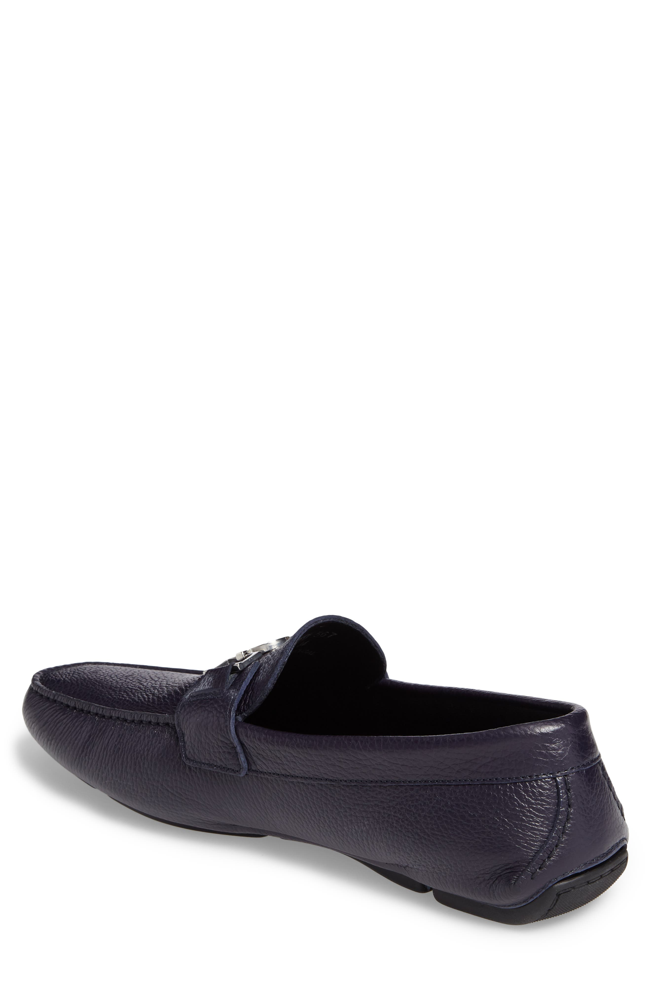 Alternate Image 2  - Versace Driving Shoe (Men)