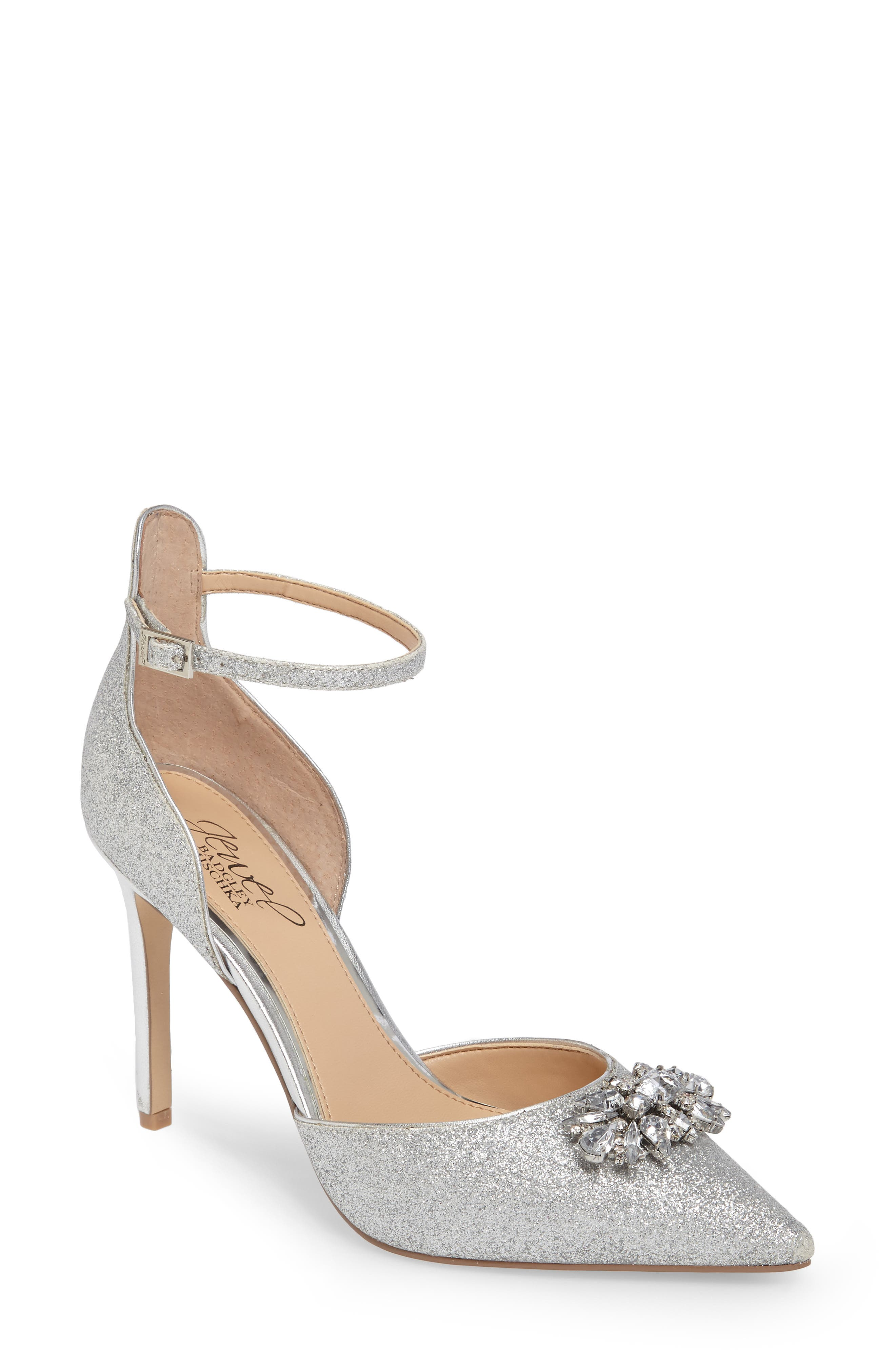 JEWEL BADGLEY MISCHKA Lea II DOrsay Pump