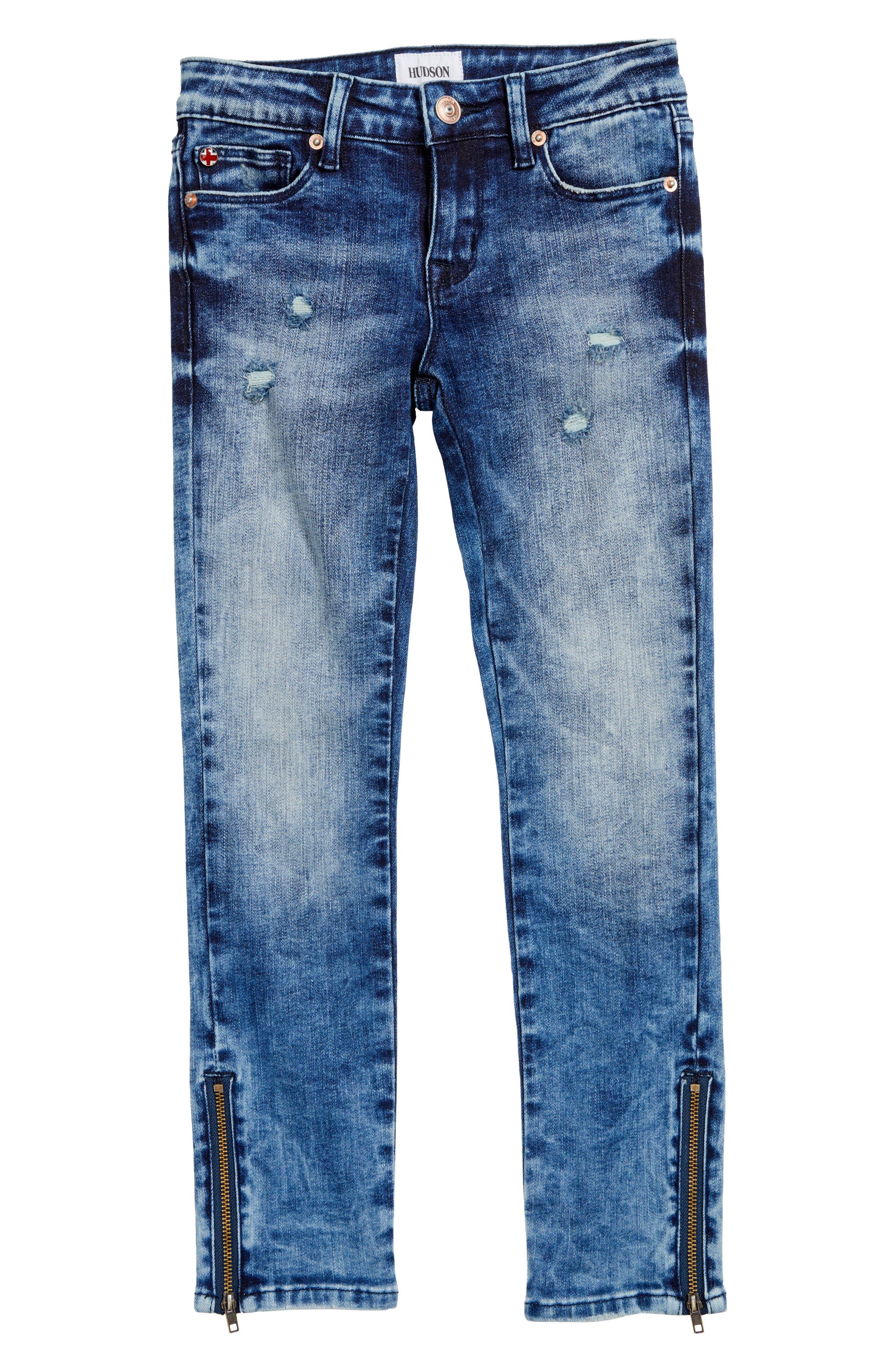 Hudson Kids City Skinny Jeans (Big Girls)