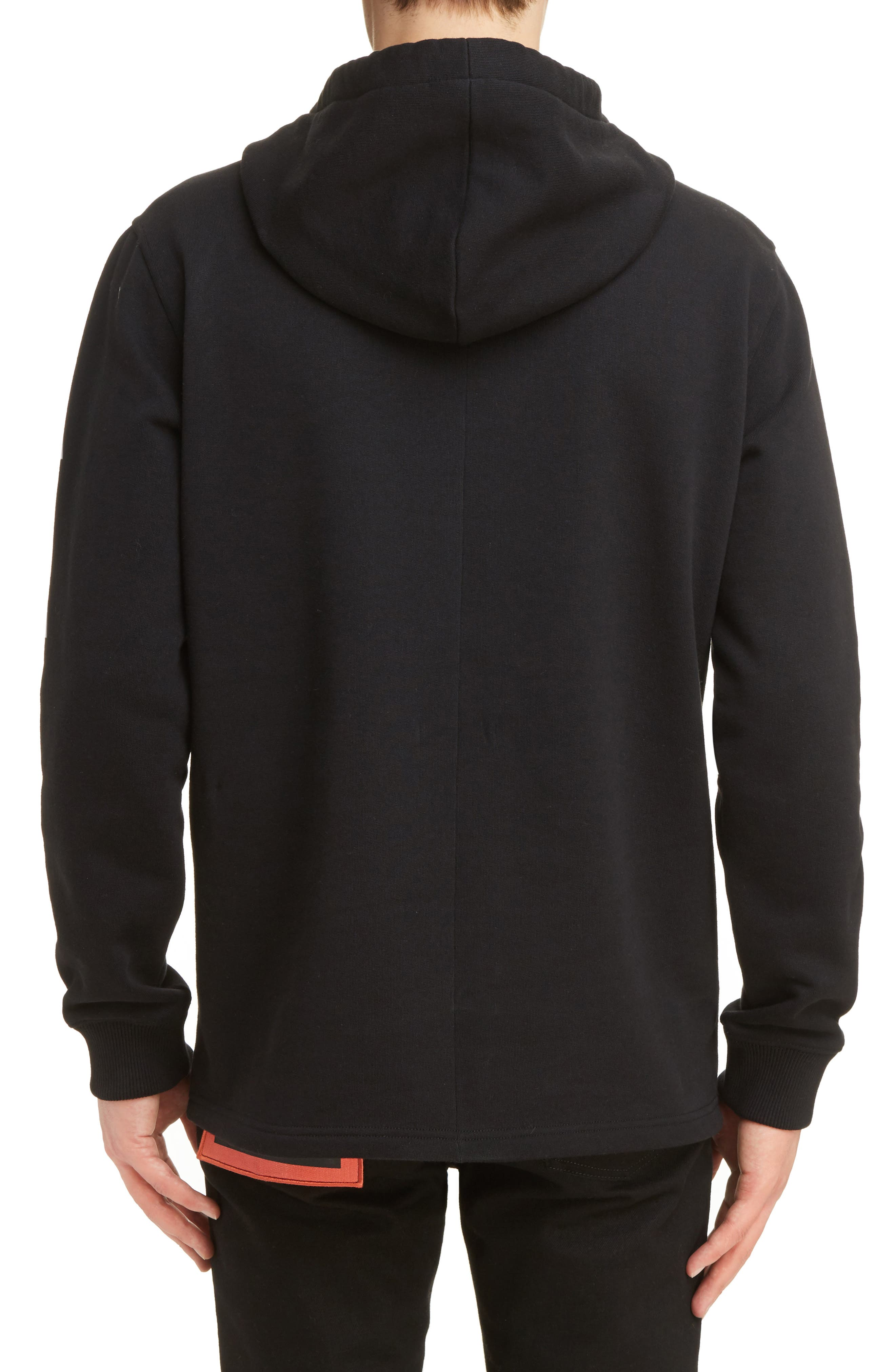 Alternate Image 2  - Givenchy Abstract Photo Hoodie