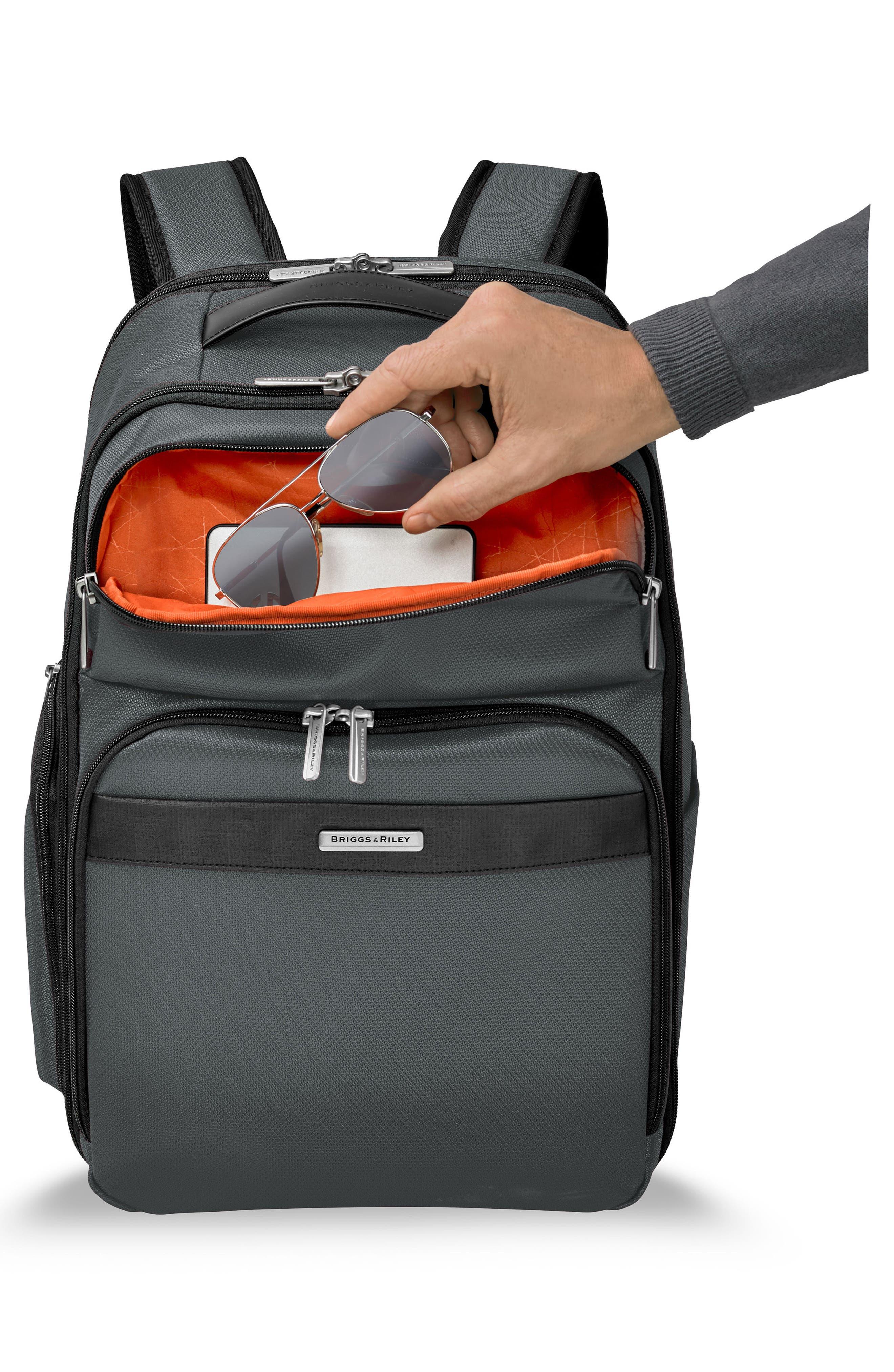 Alternate Image 11  - Briggs & Riley Transcend 400 Cargo Backpack