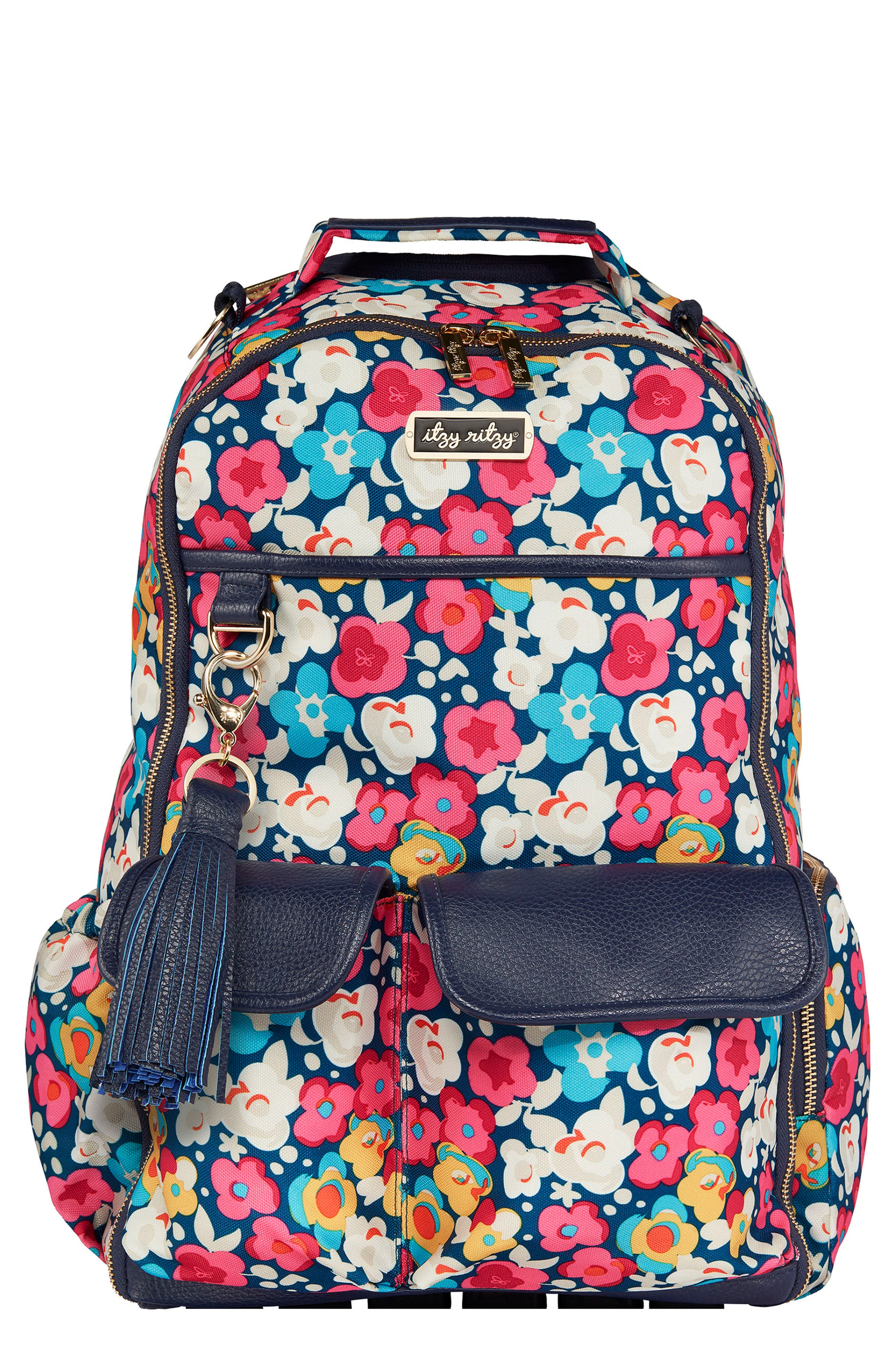Alternate Image 1 Selected - Itzy Ritzy Diaper Bag Backpack