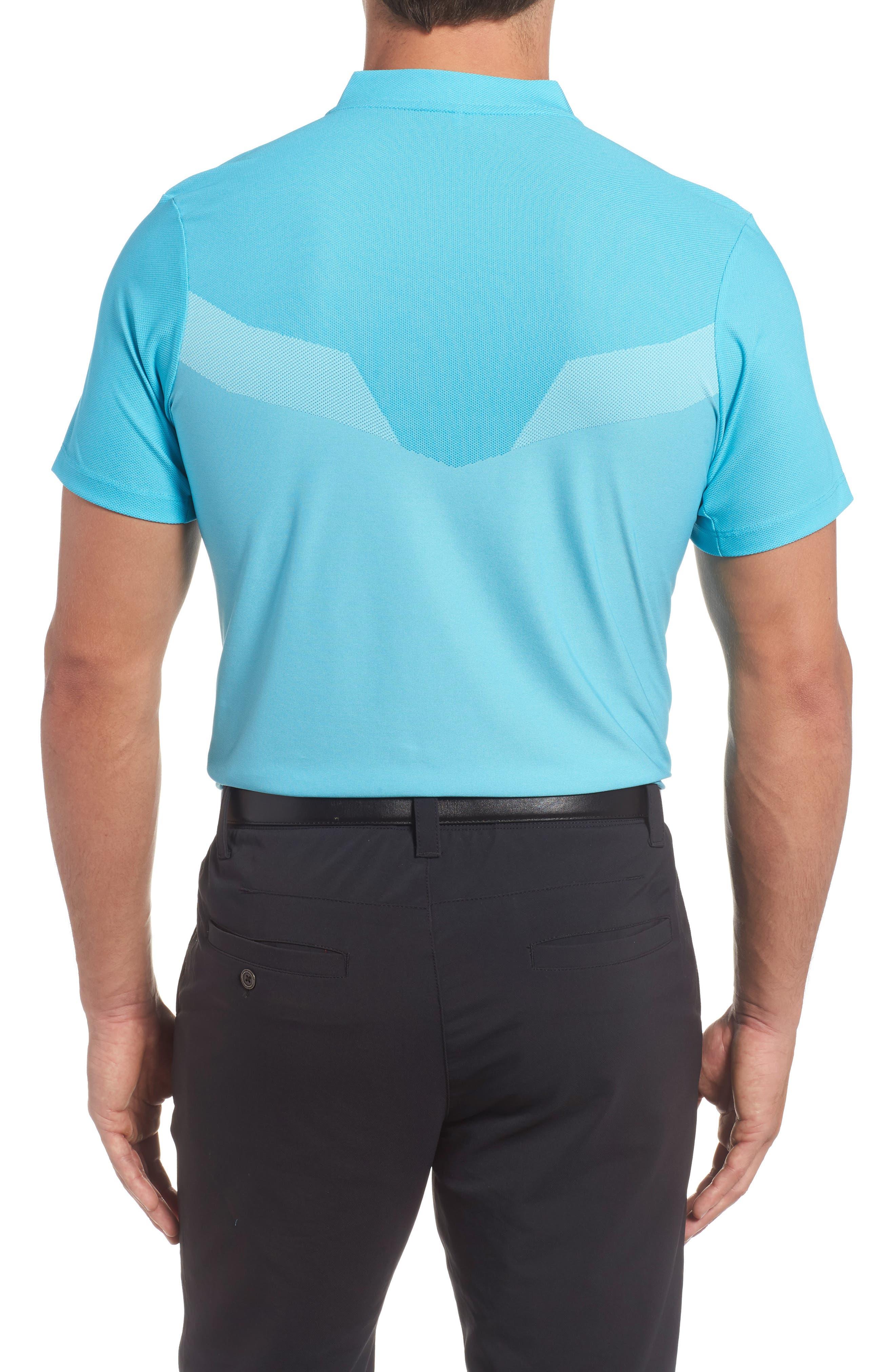 Alternate Image 2  - Nike Golf Polo