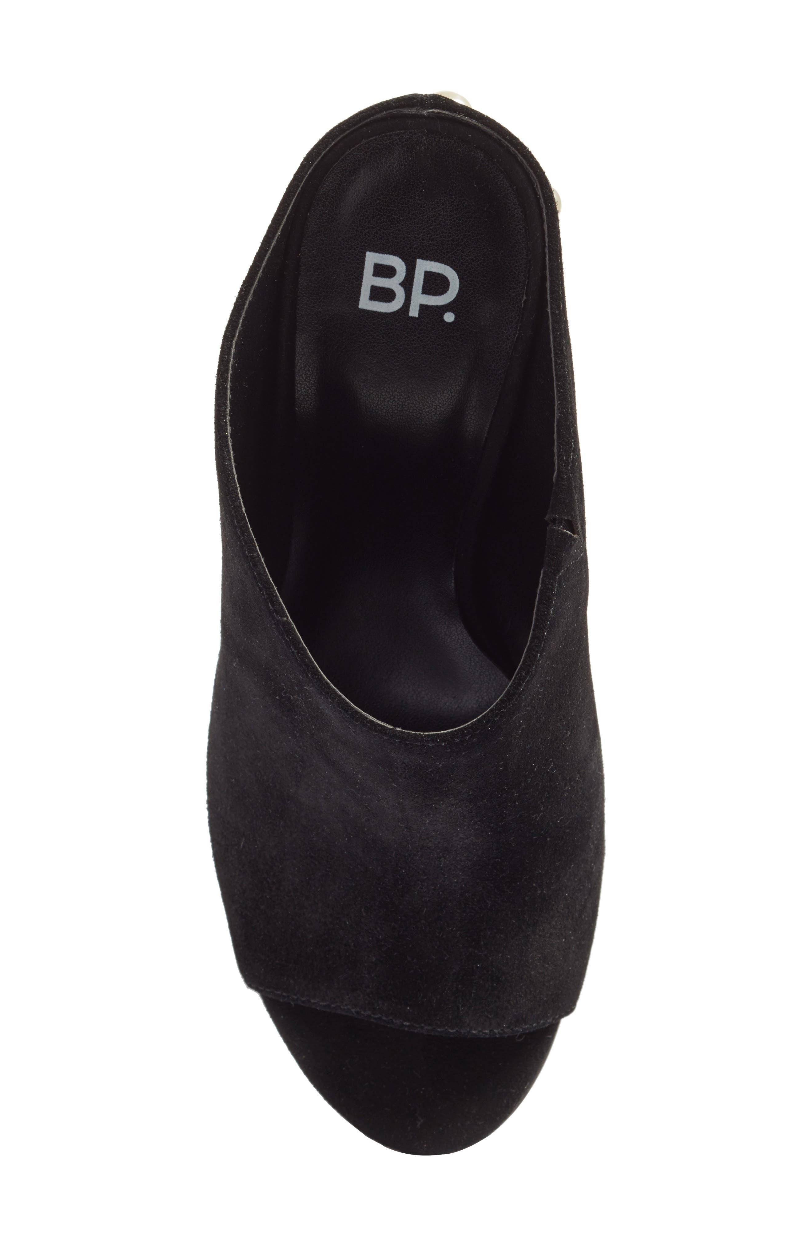 Alternate Image 5  - BP. Tabitha Embellished Open Toe Mule (Women)