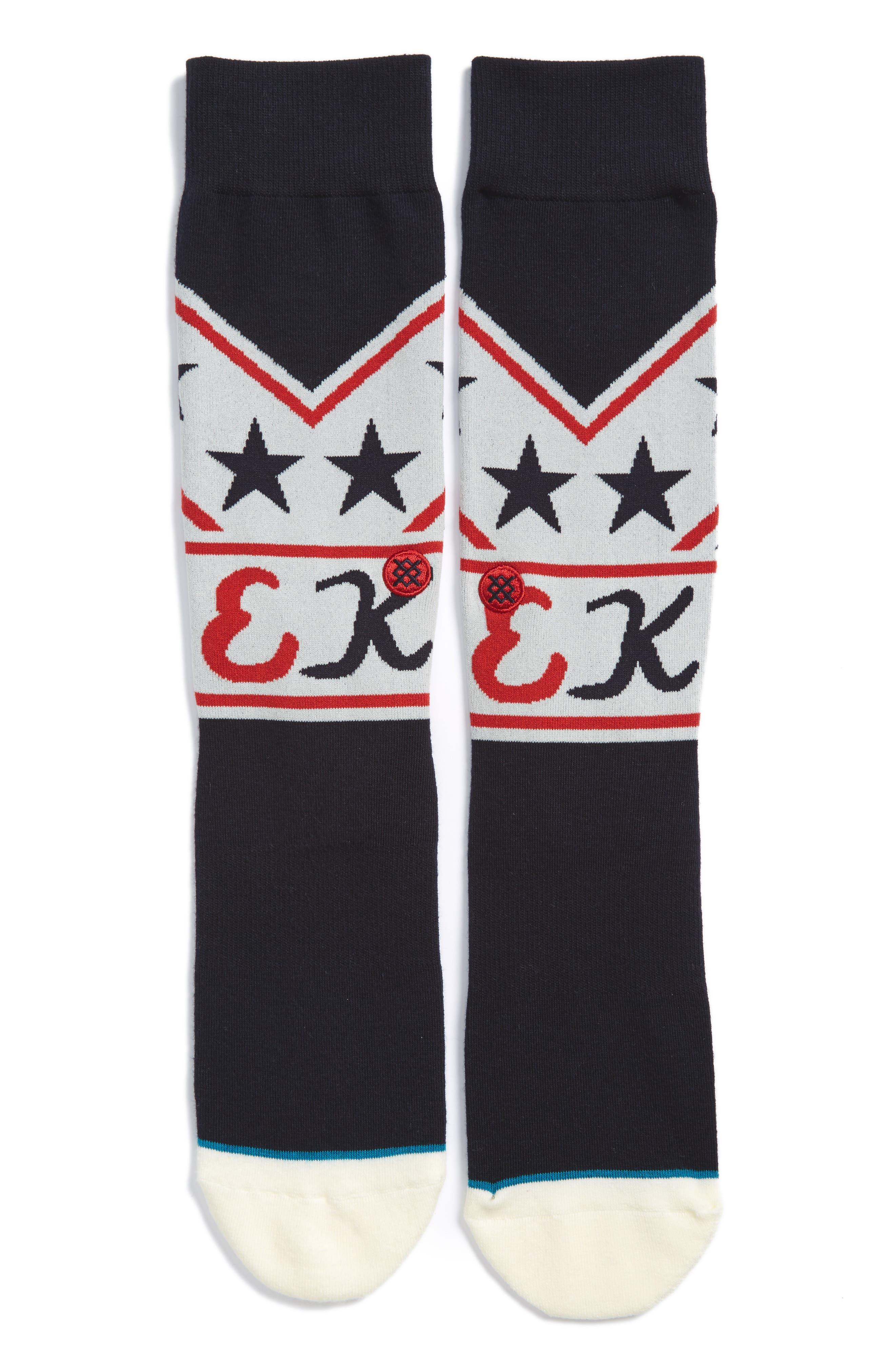 Alternate Image 1 Selected - Stance Suit Up Socks