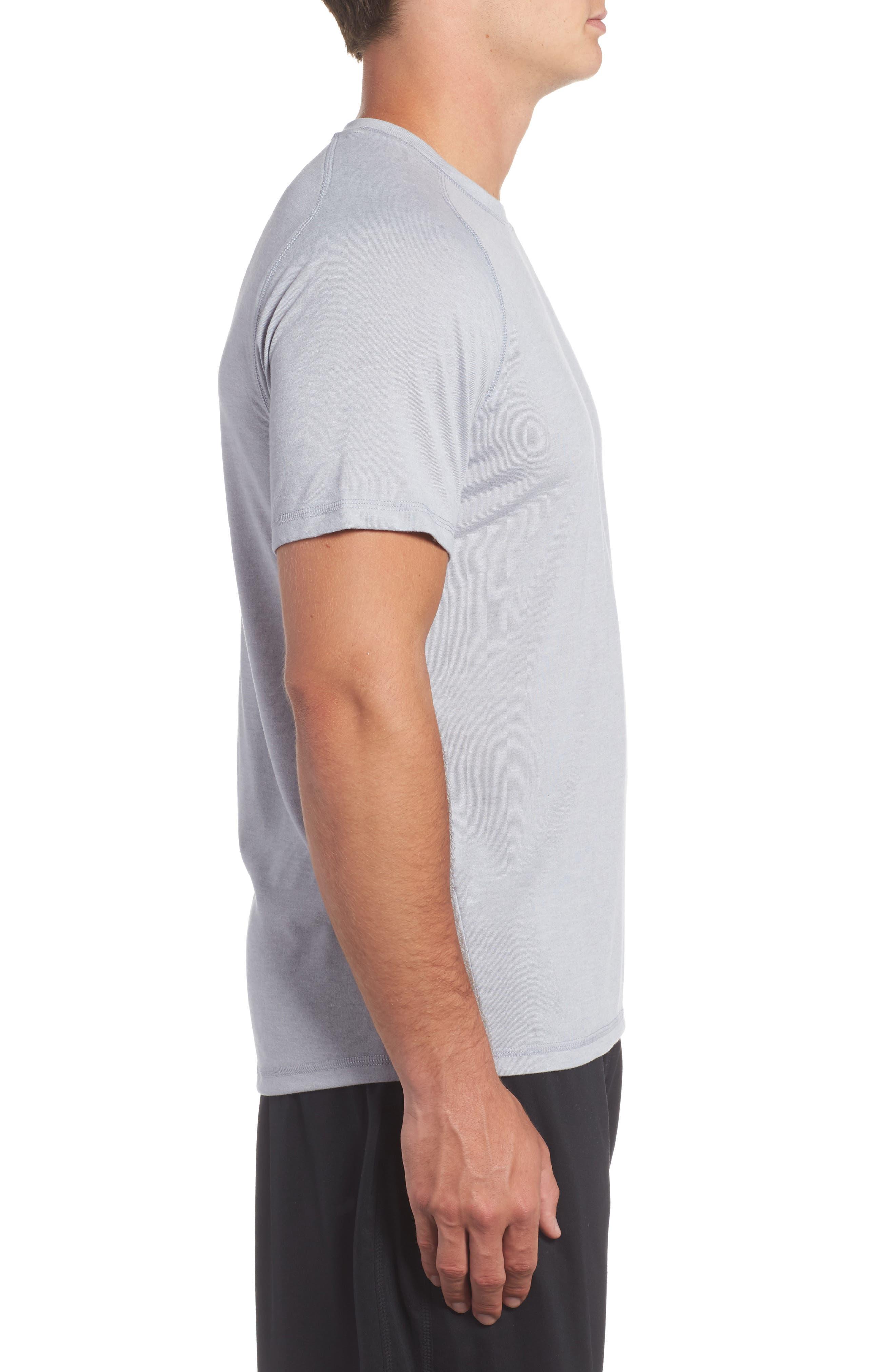 Alternate Image 3  - Zella Celsian Training T-Shirt