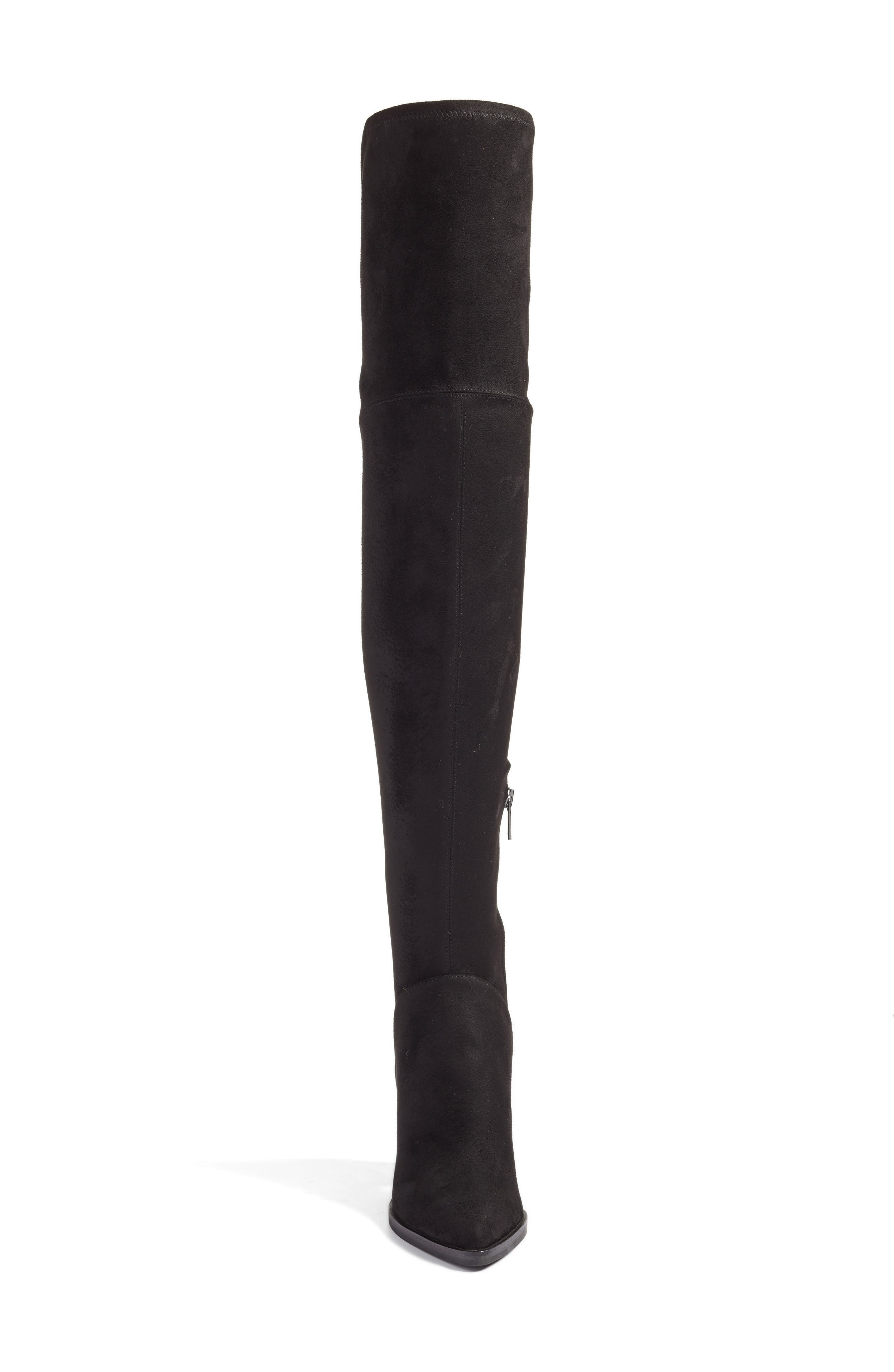 Alternate Image 4  - Marc Fisher LTD Arrine Over the Knee Boot (Women)
