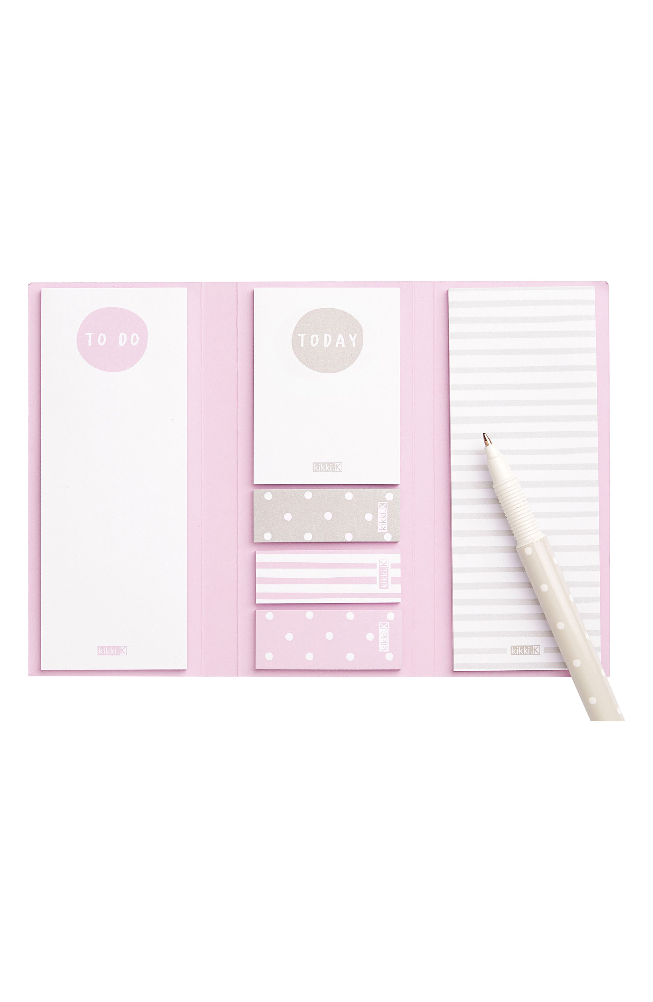 Alternate Image 2  - kikki.K Sticky Note Set