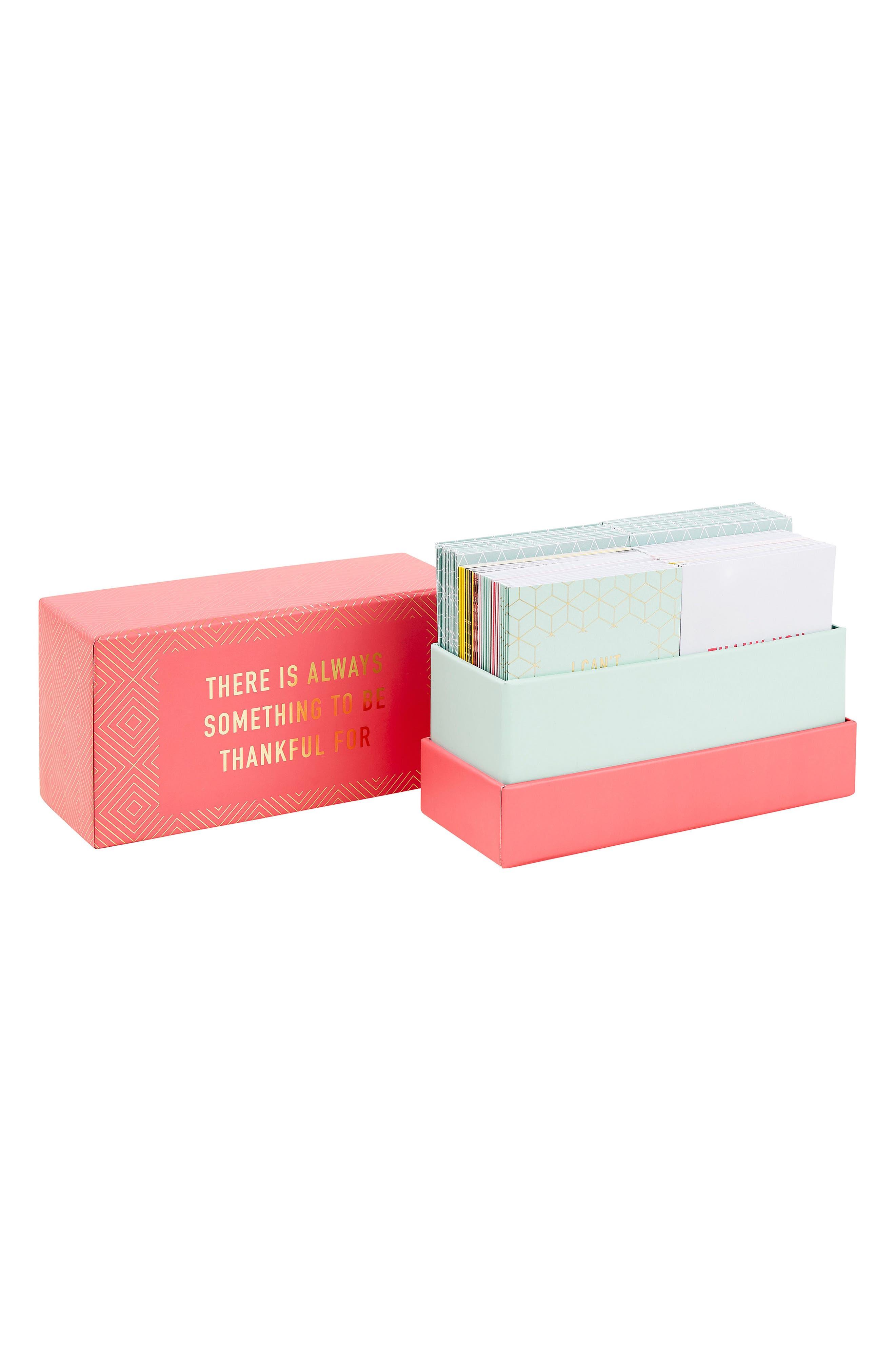 52 Inspirational Cards Box Set,                             Alternate thumbnail 3, color,                             Multi