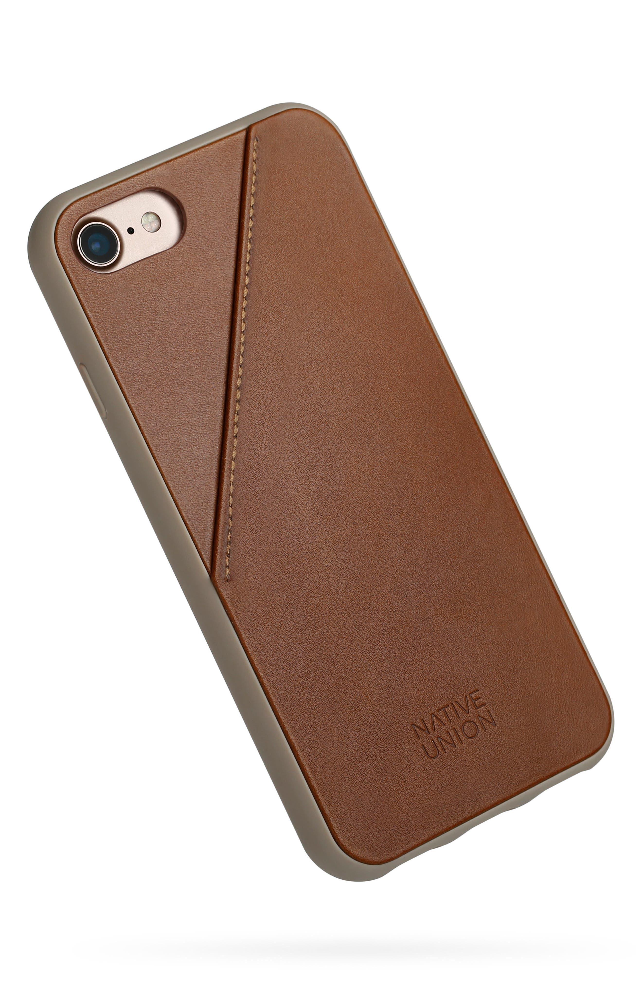 Alternate Image 2  - Native Union CLIC Card iPhone 7 & 7 Plus Case