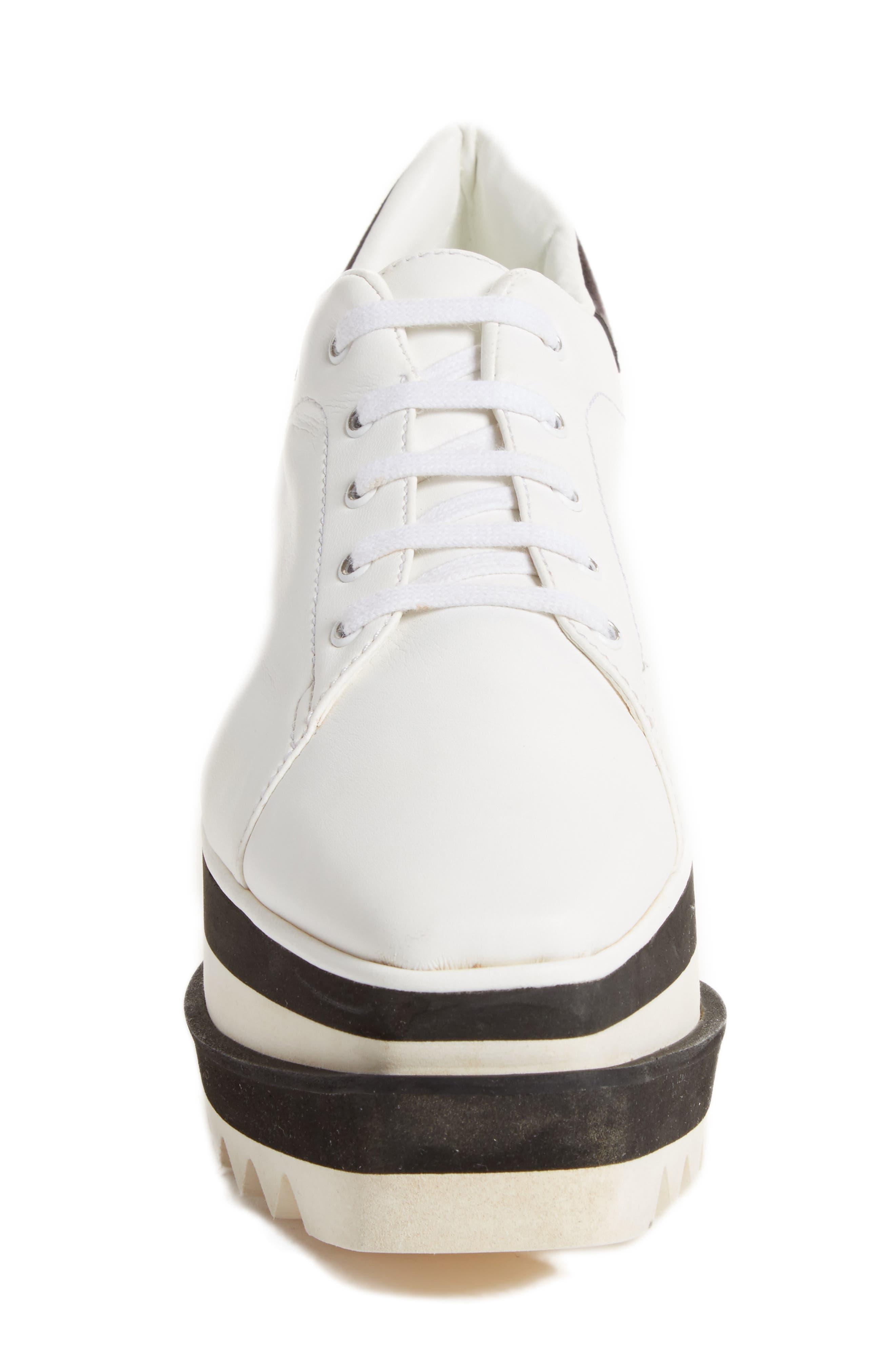 Alternate Image 3  - Stella McCartney Sneak-Elyse Flatform Sneaker (Women)