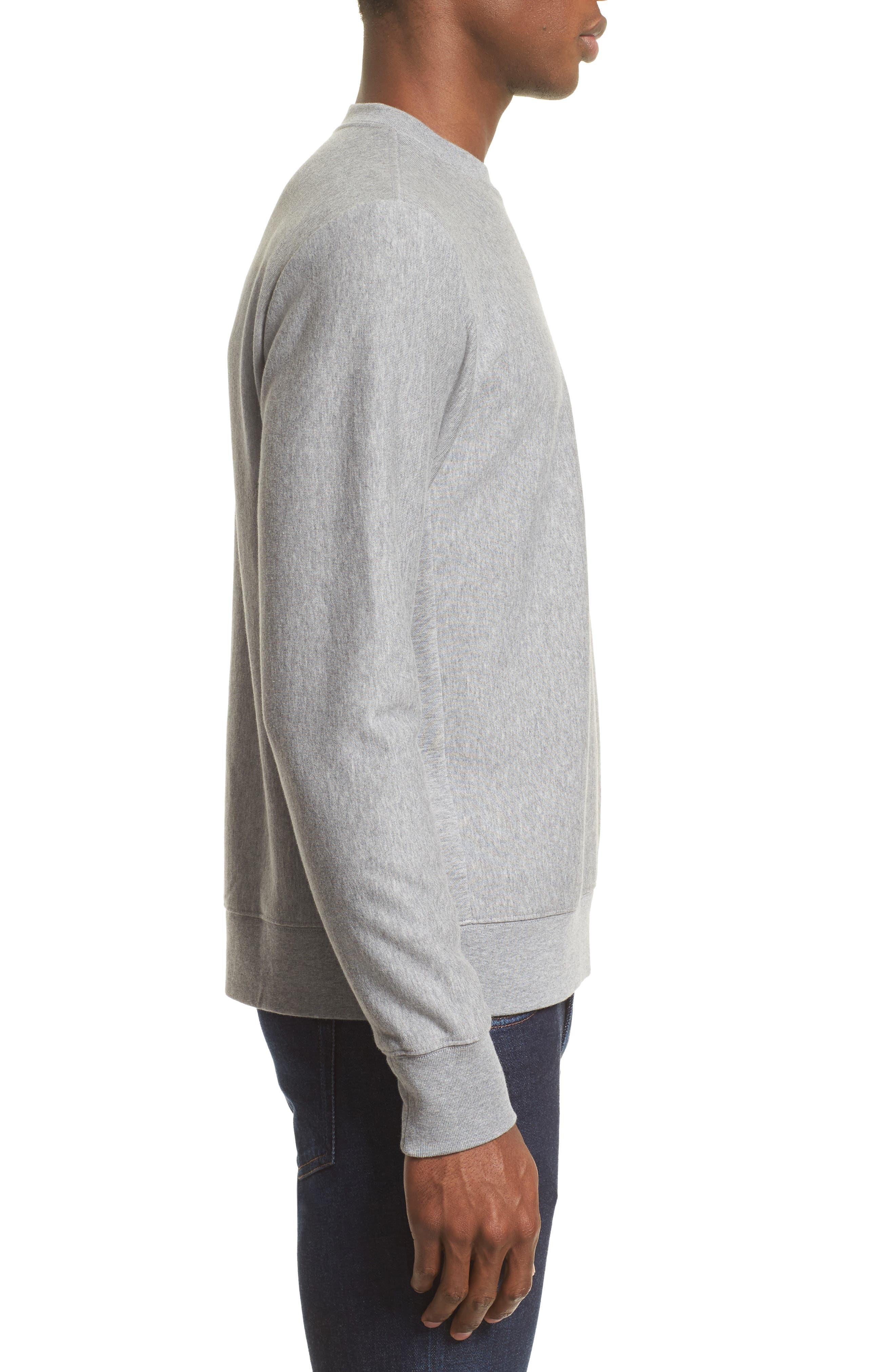 Alternate Image 3  - PS Paul Smith Dino Dino Embroidered Sweatshirt