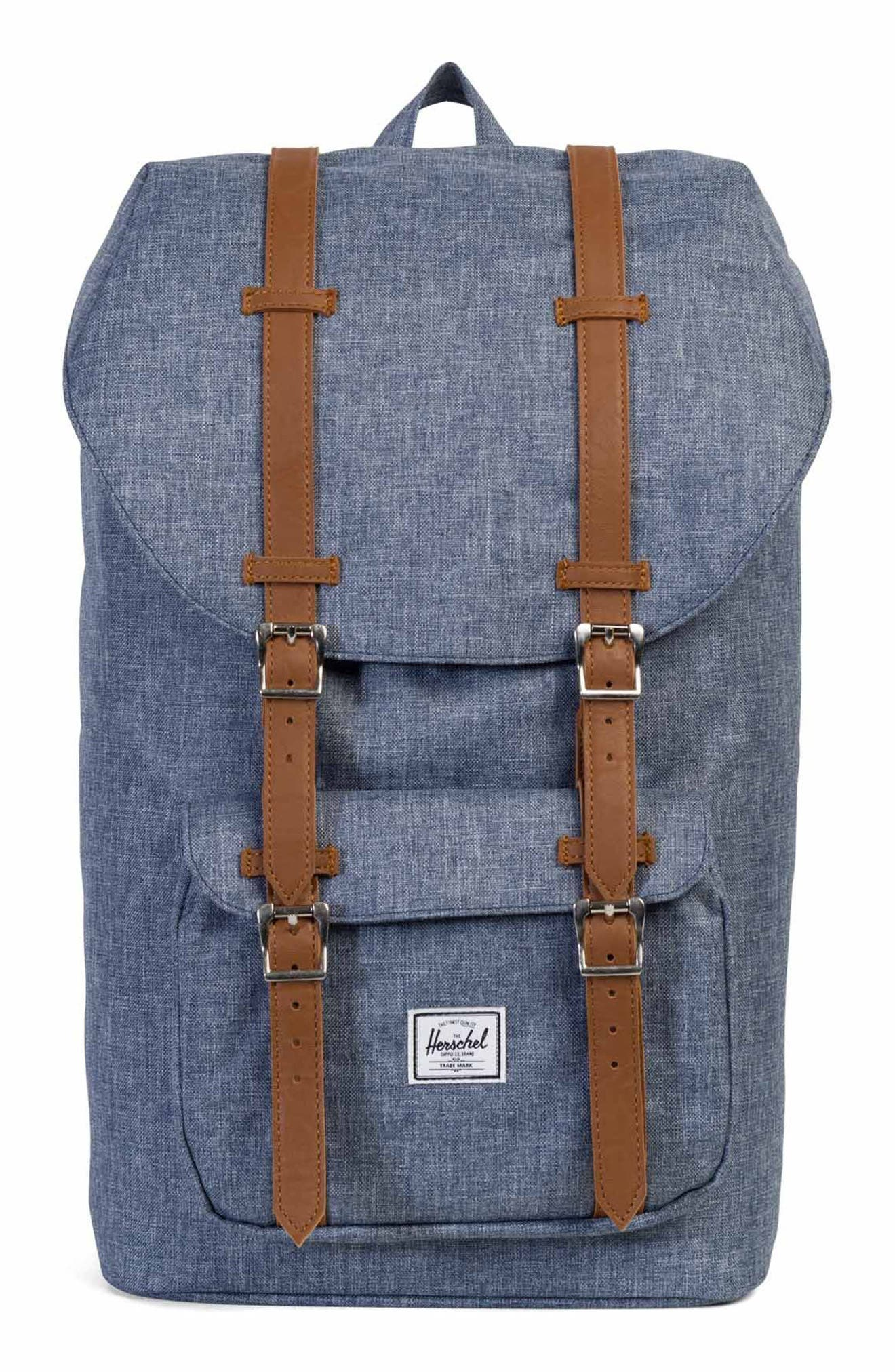 HERSCHEL SUPPLY CO. Little America Crosshatch Backpack