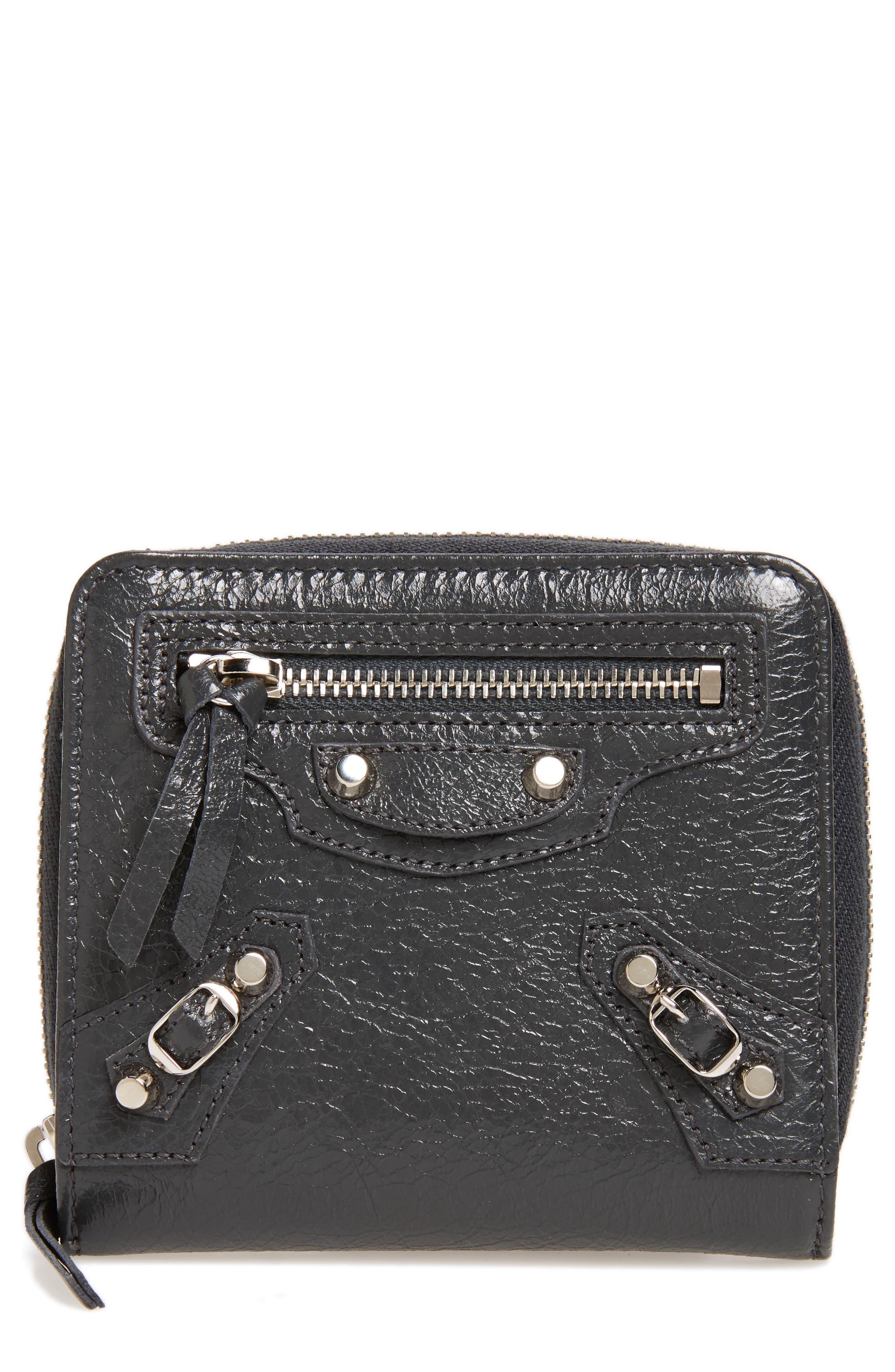 Alternate Image 1 Selected - Balenciaga Classic Leather Billfold