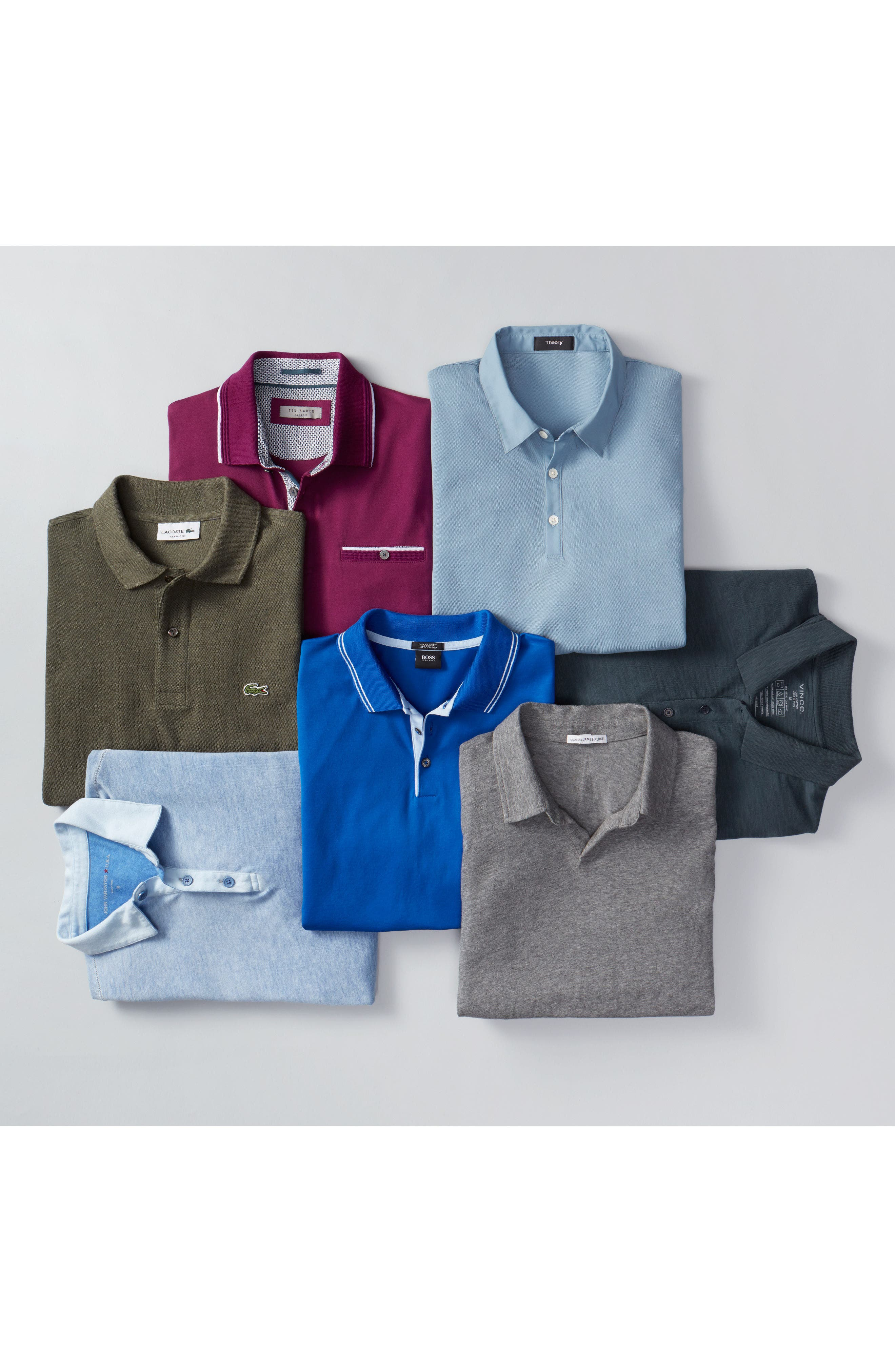 Alternate Image 7  - Calibrate Cotton Polo