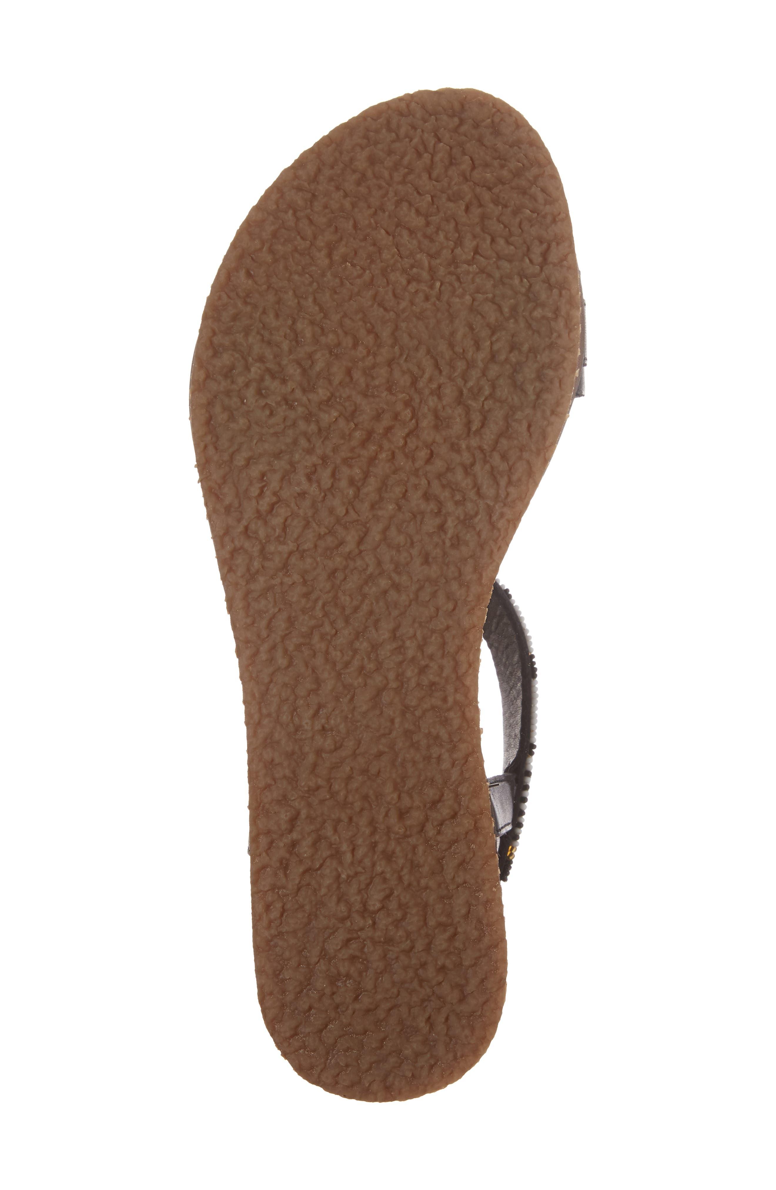 Alternate Image 6  - PIKOLINOS Antillas Beaded Sandal (Women)