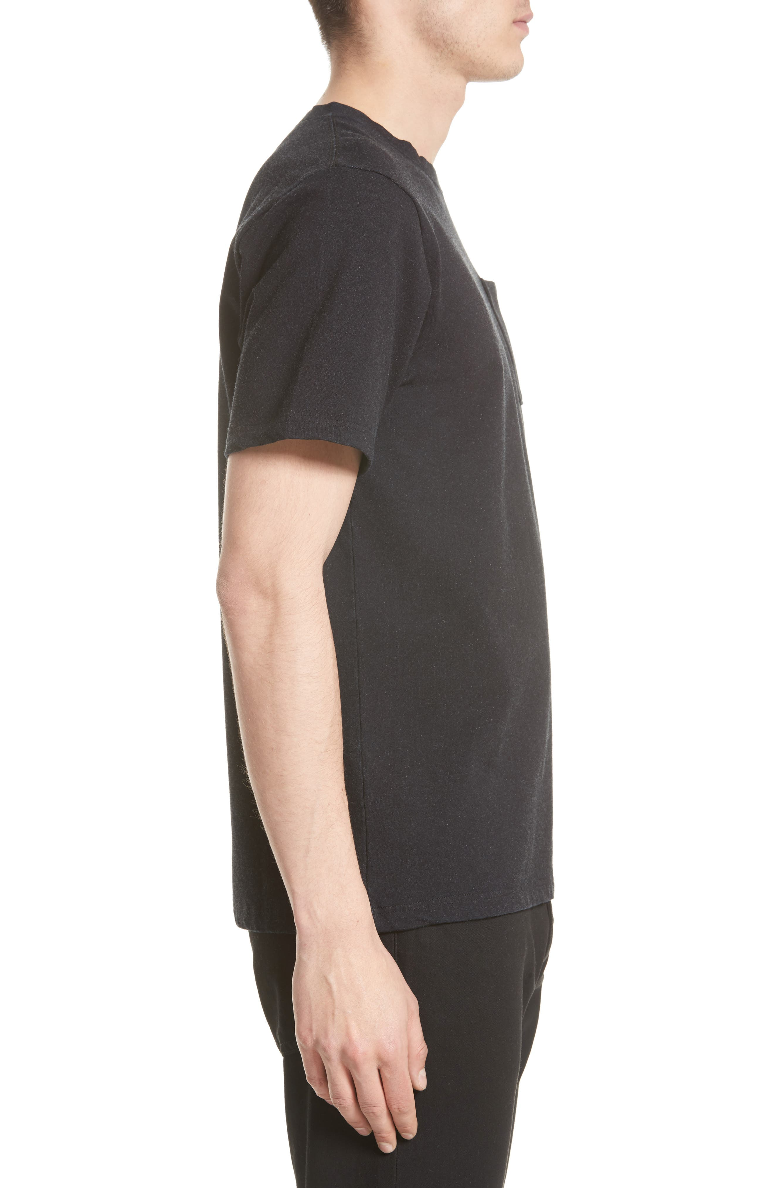 Alternate Image 3  - Saturdays NYC Randall Pocket T-Shirt