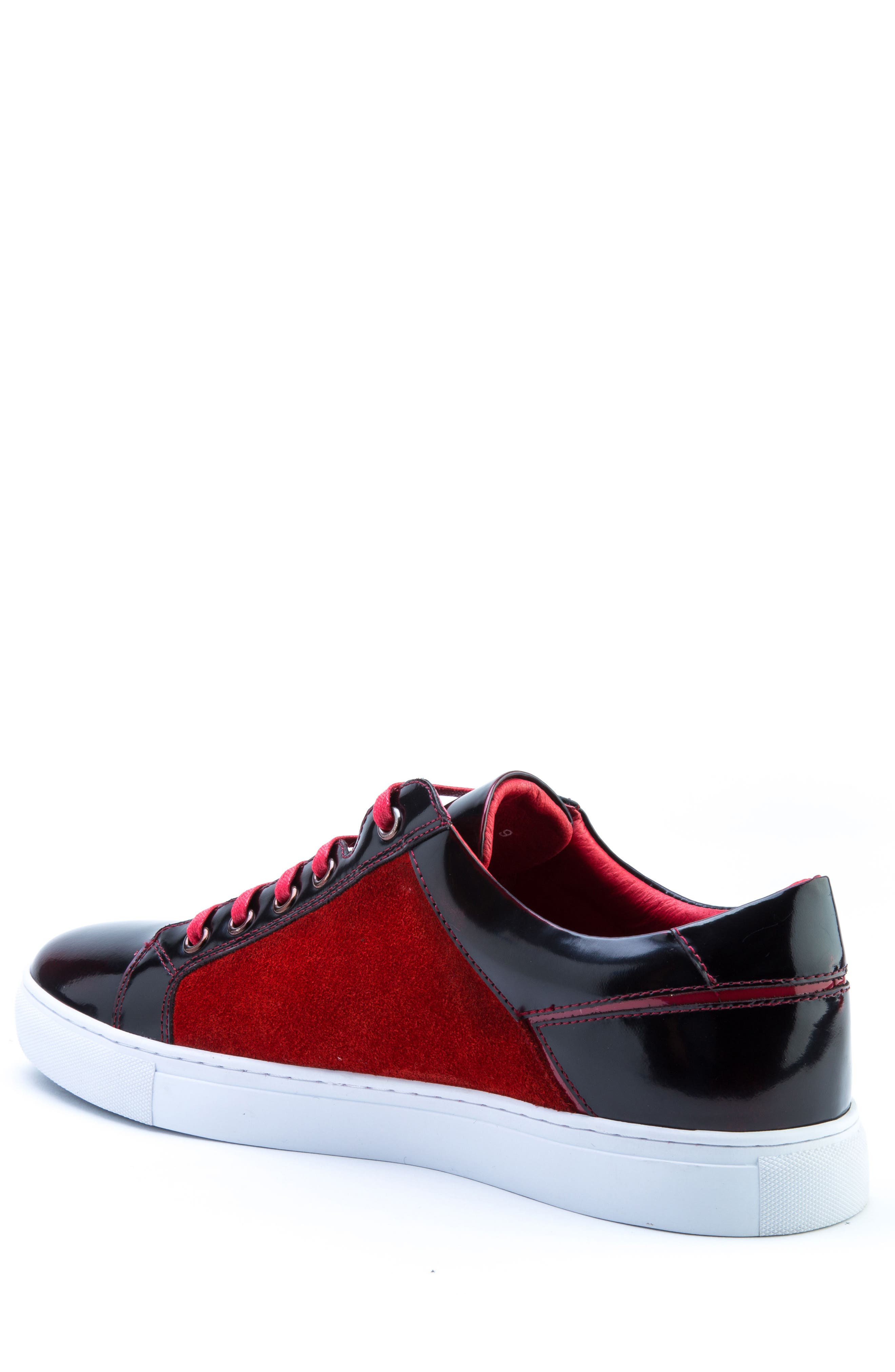 Alternate Image 2  - Badgley Mischka Lockhart Sneaker (Men)