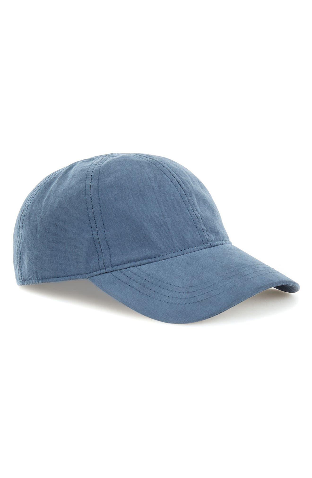 Topman Washout Ball Cap