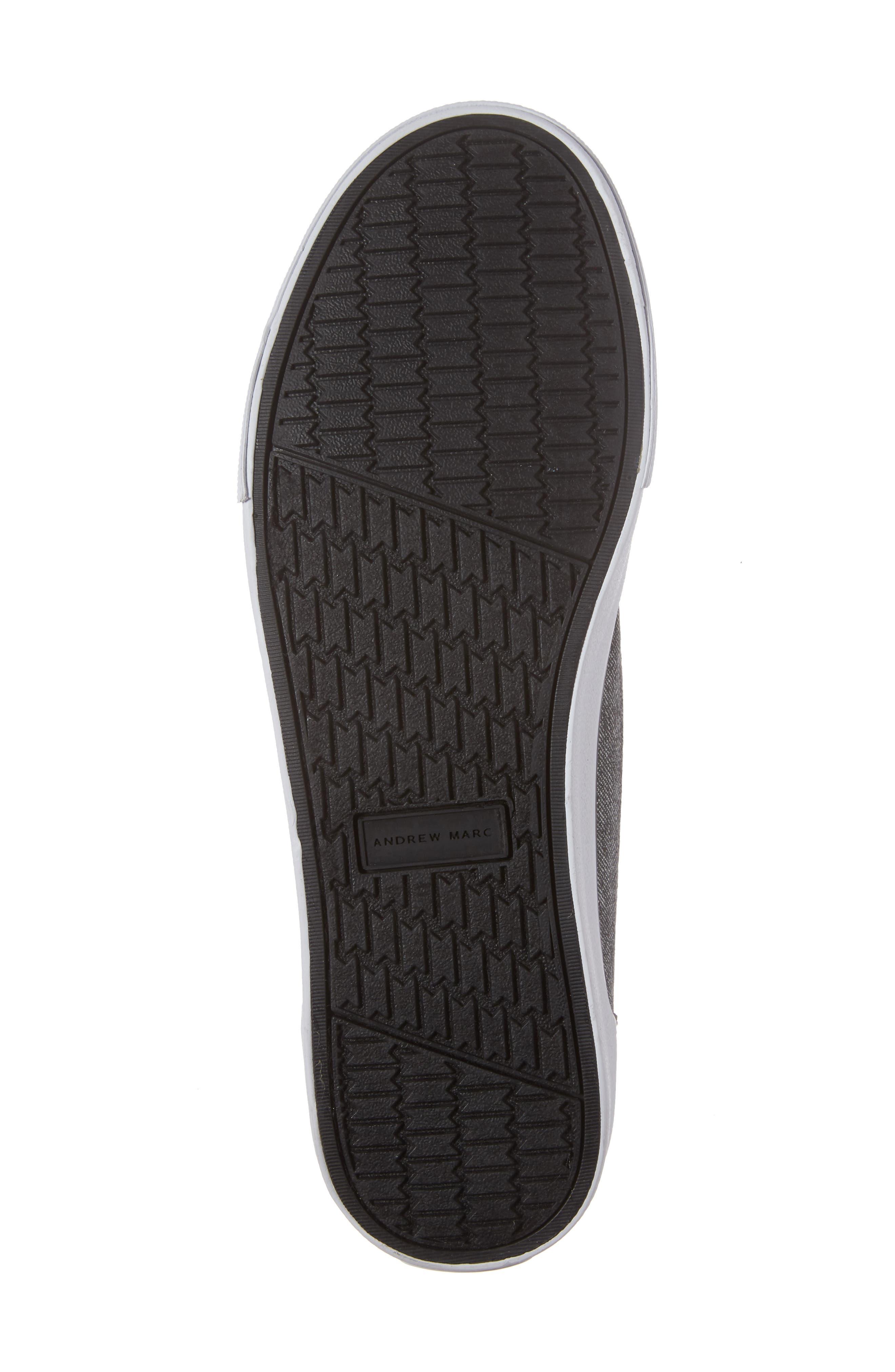 Reade Chukka Sneaker,                             Alternate thumbnail 6, color,                             Charcoal/Dk Charcoal/White