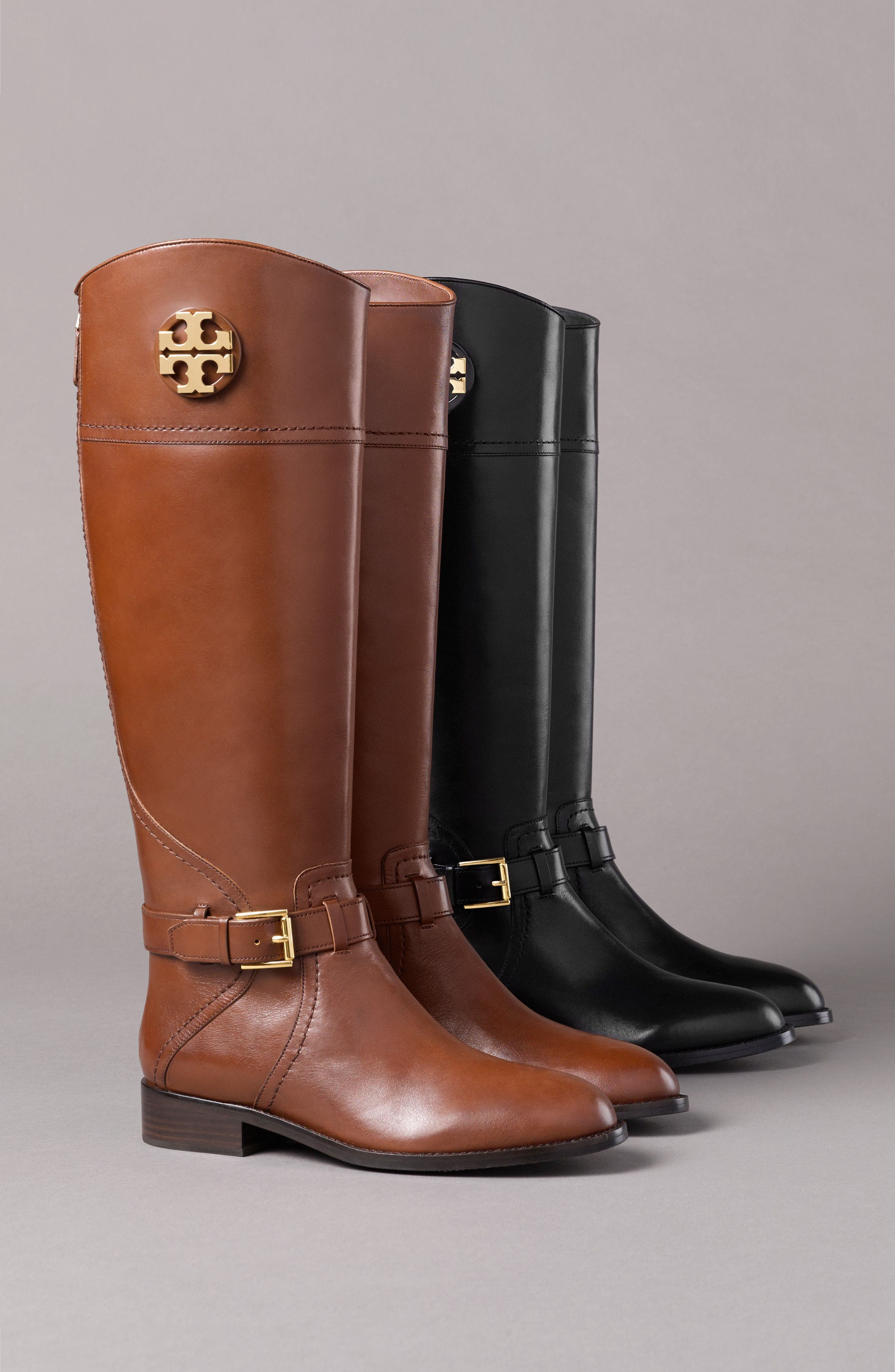 Alternate Image 7  - Tory Burch Adeline Boot (Women) (Regular & Wide Calf)