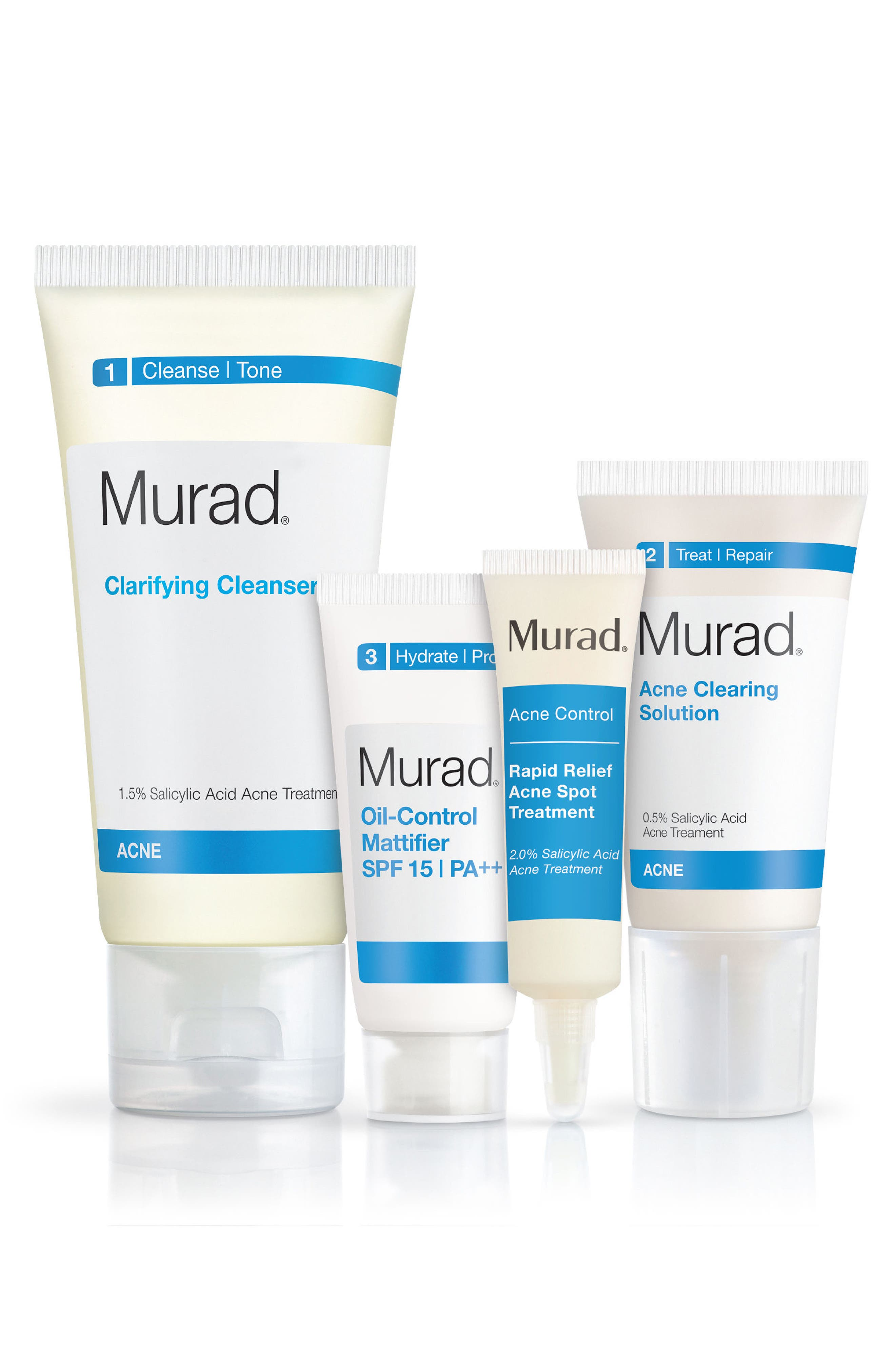 Alternate Image 2  - Murad® Acne Control 30-Day Kit ($54 Value)