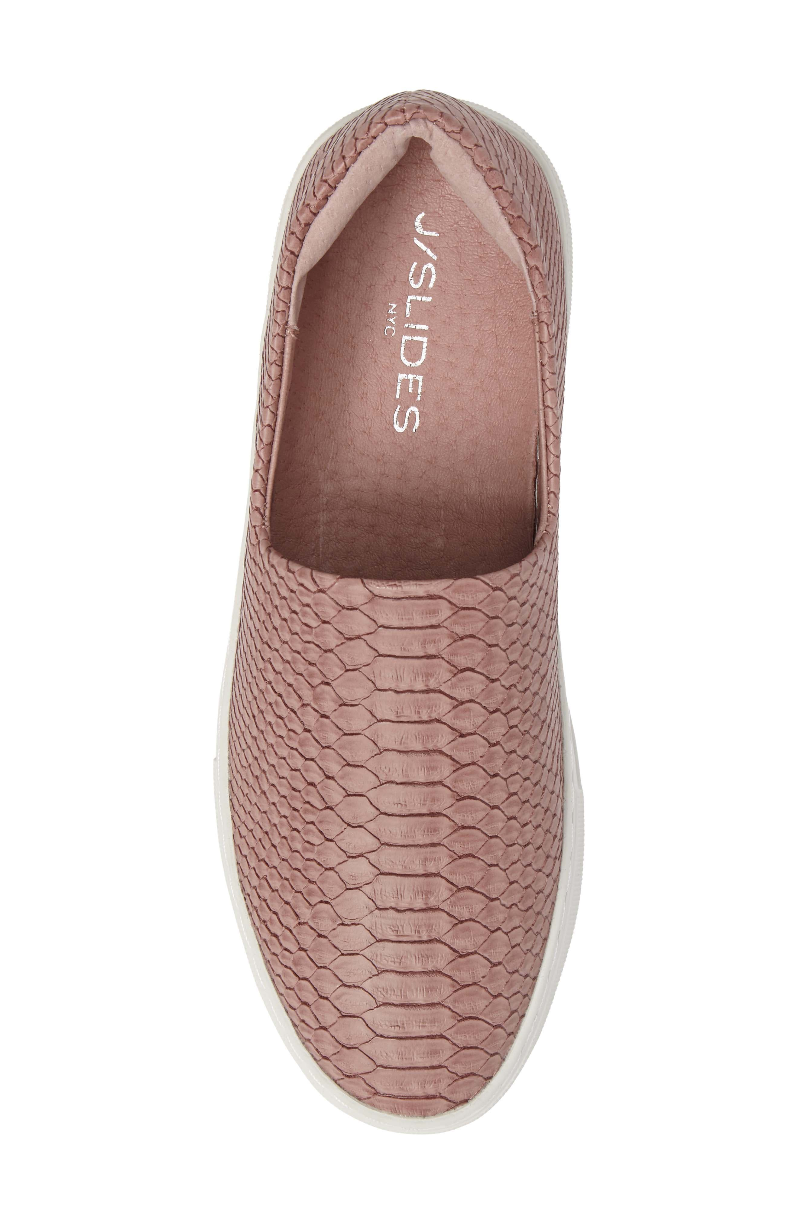 Alternate Image 5  - JSlides 'Ariana' Platform Sneaker (Women)